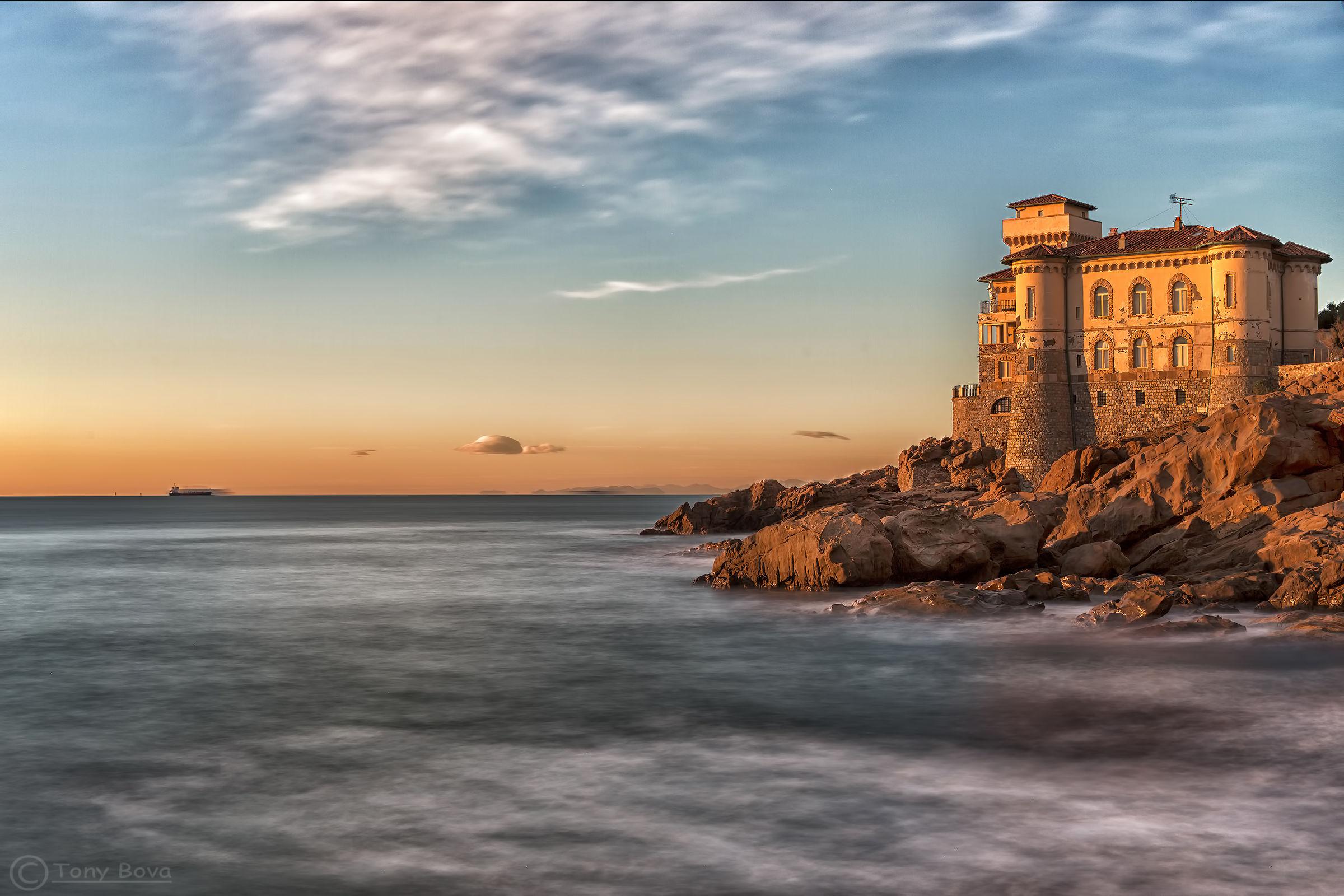 Boccale Castle...
