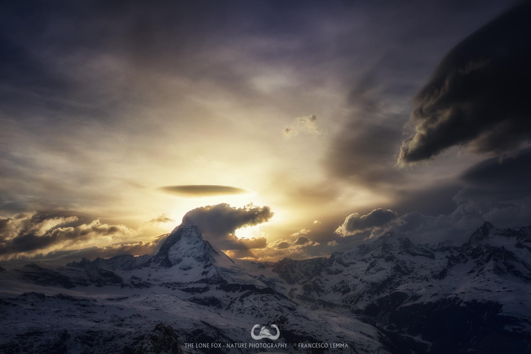 Matterhorn's Dragon...
