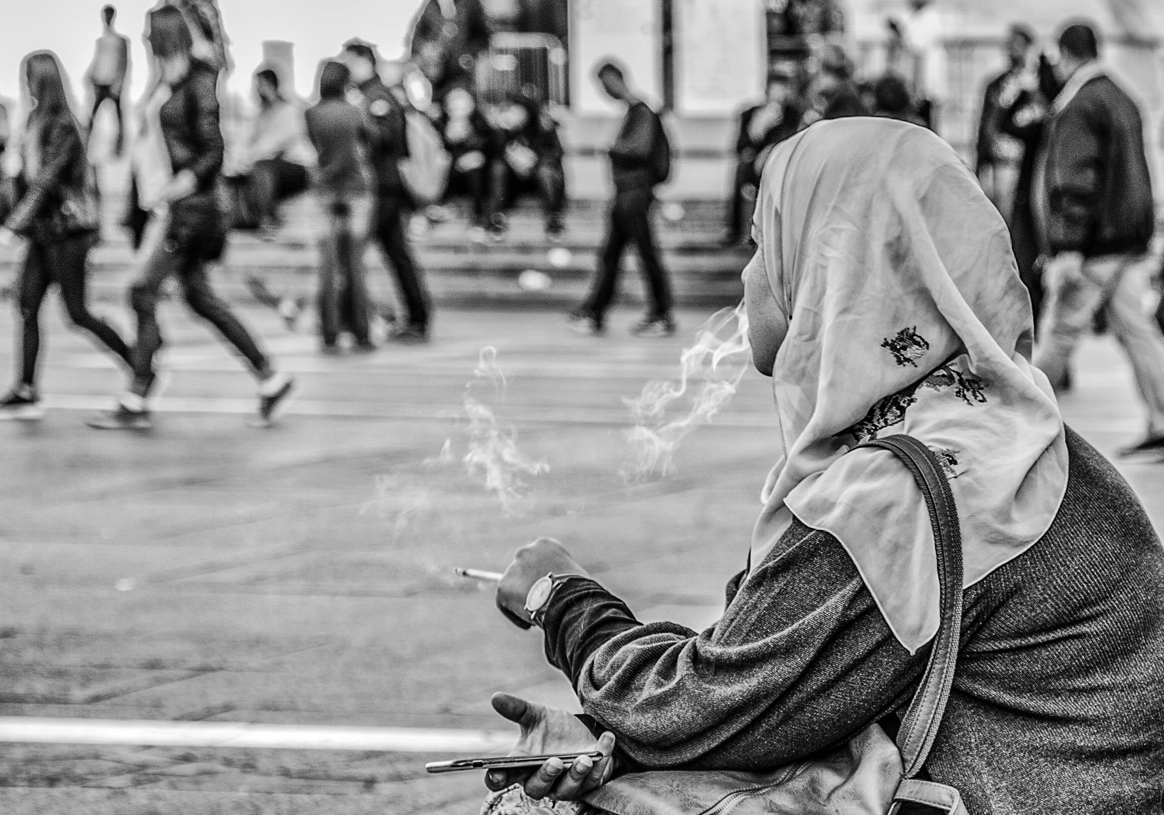 Smoke Thoughts...