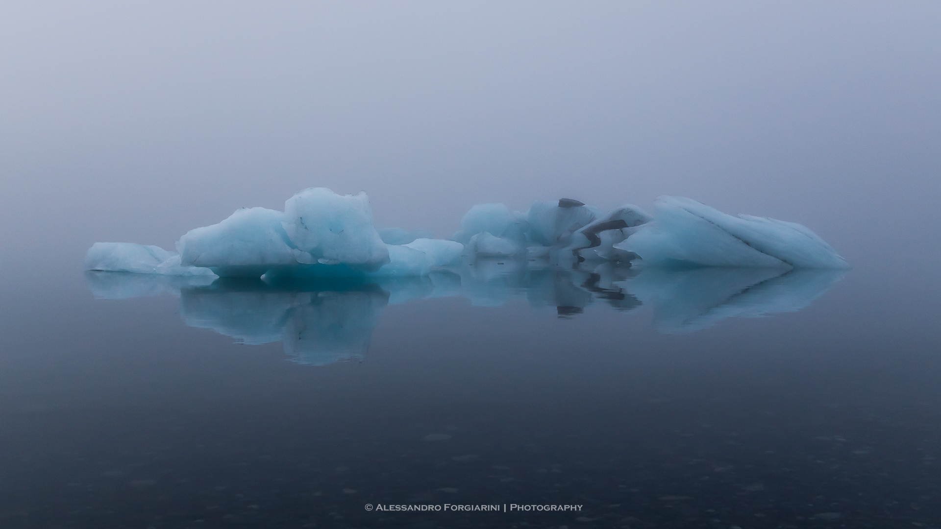 Floating Ice...