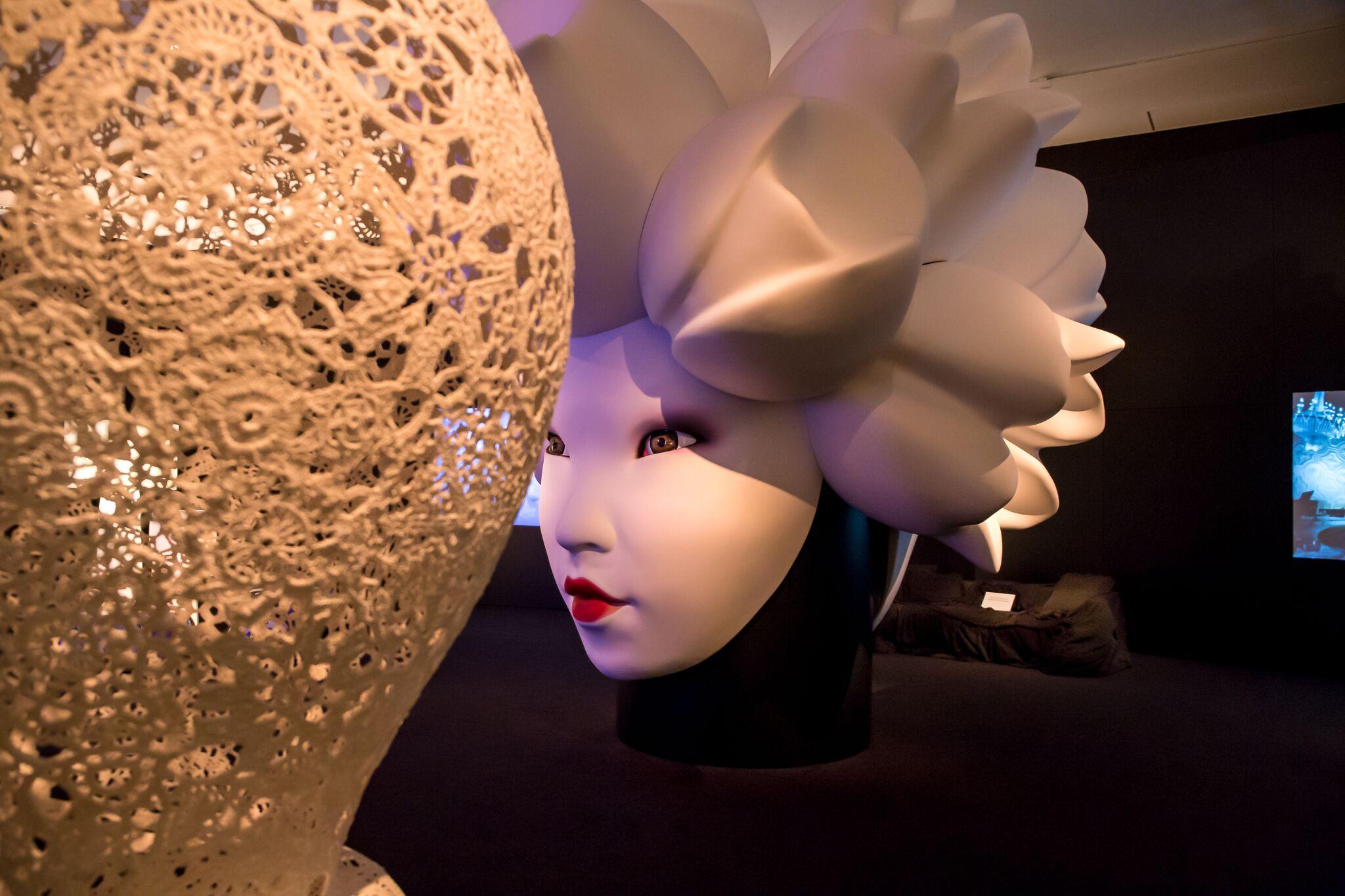 head (modern art museum Amsterdam)...