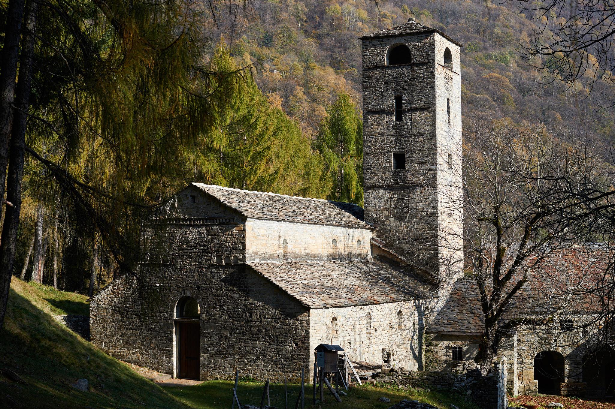 Abbazia di San Benedetto in Val Perlana...
