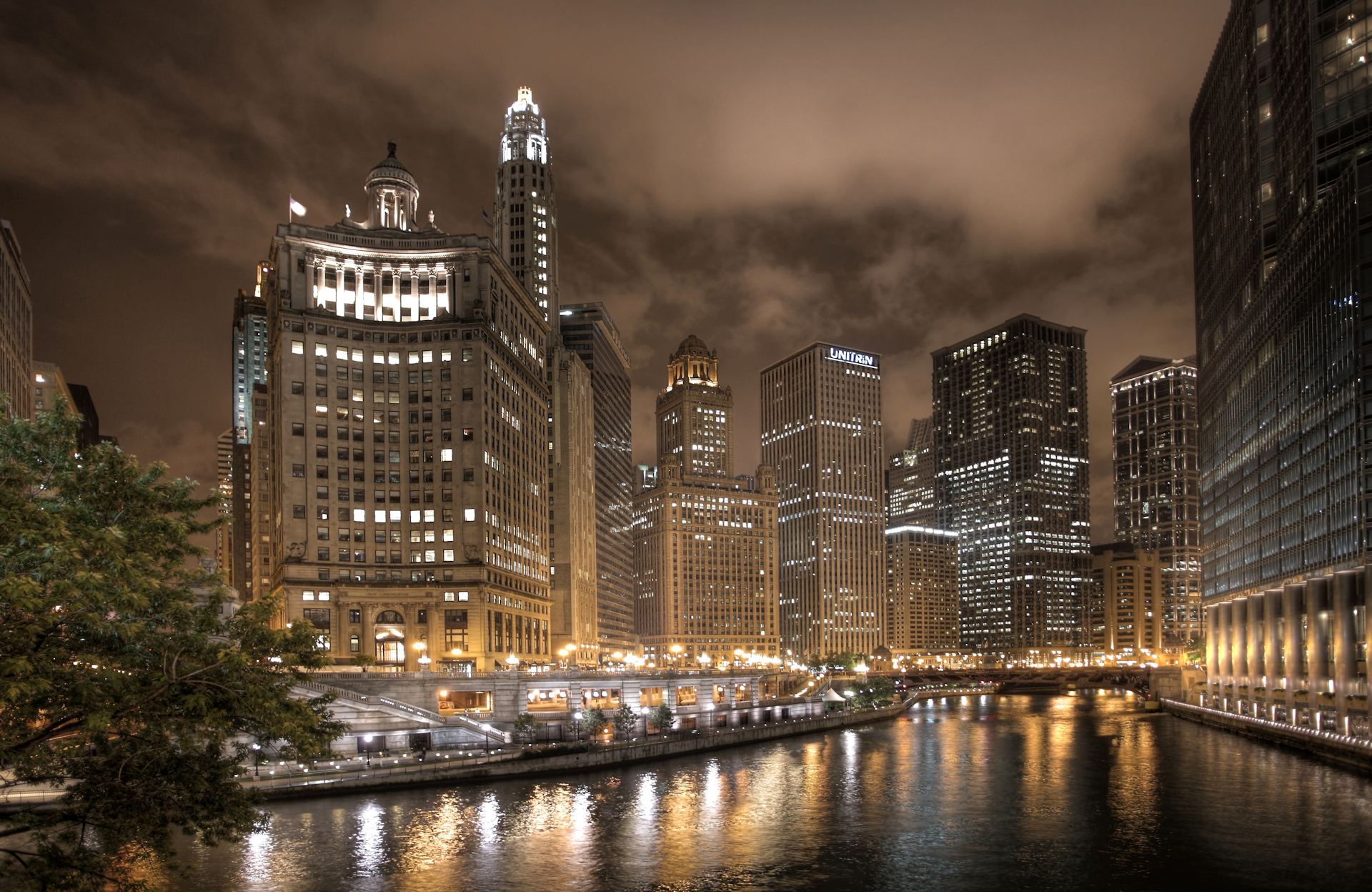 A Night in Chicago...