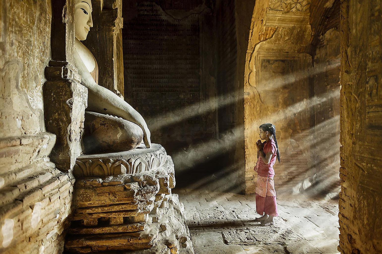 Bagan Myanmar...