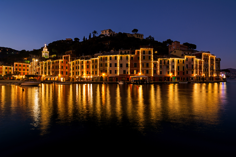 Christmas in Portofino...