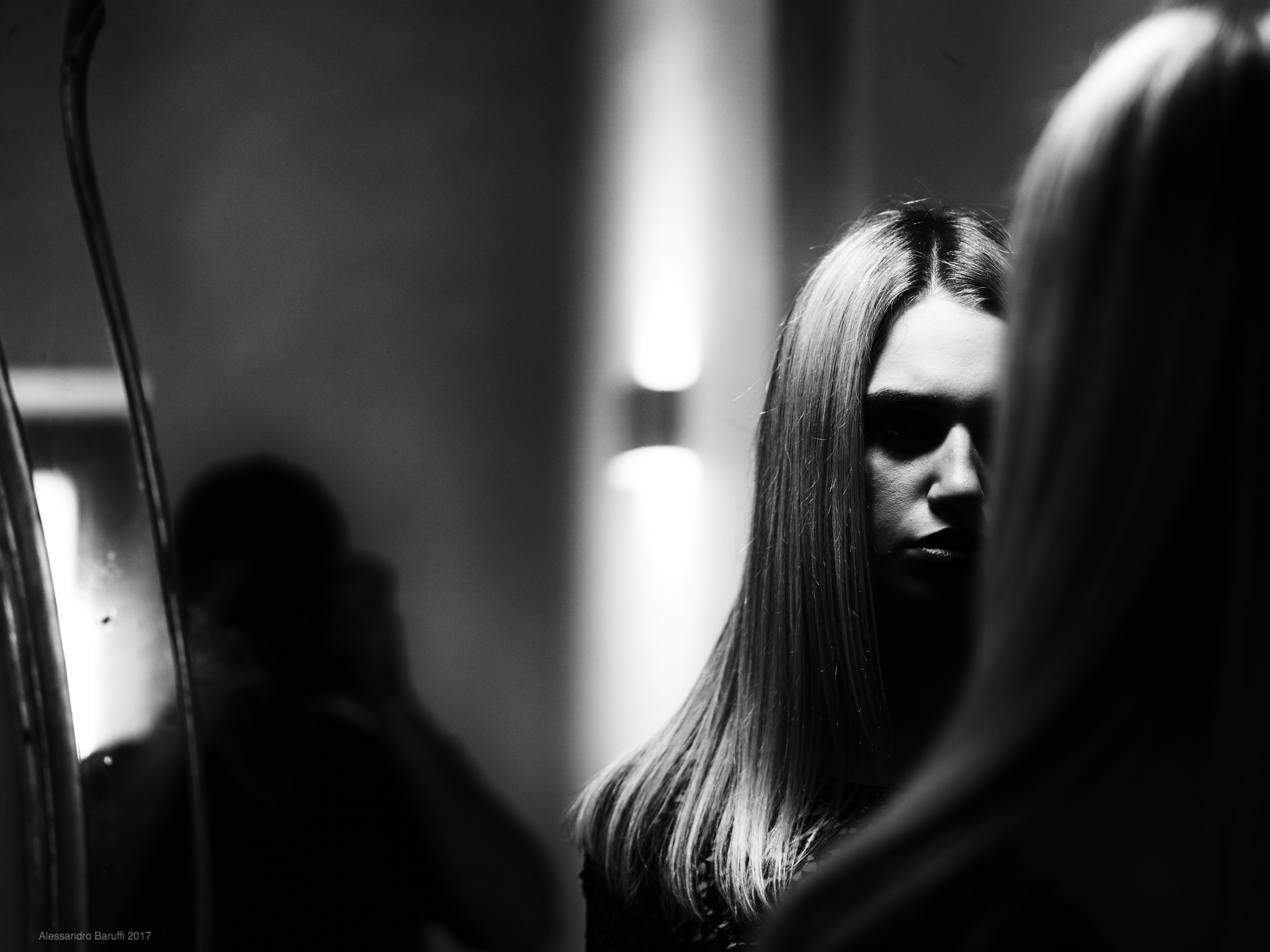 Specchio d' inquietudine...