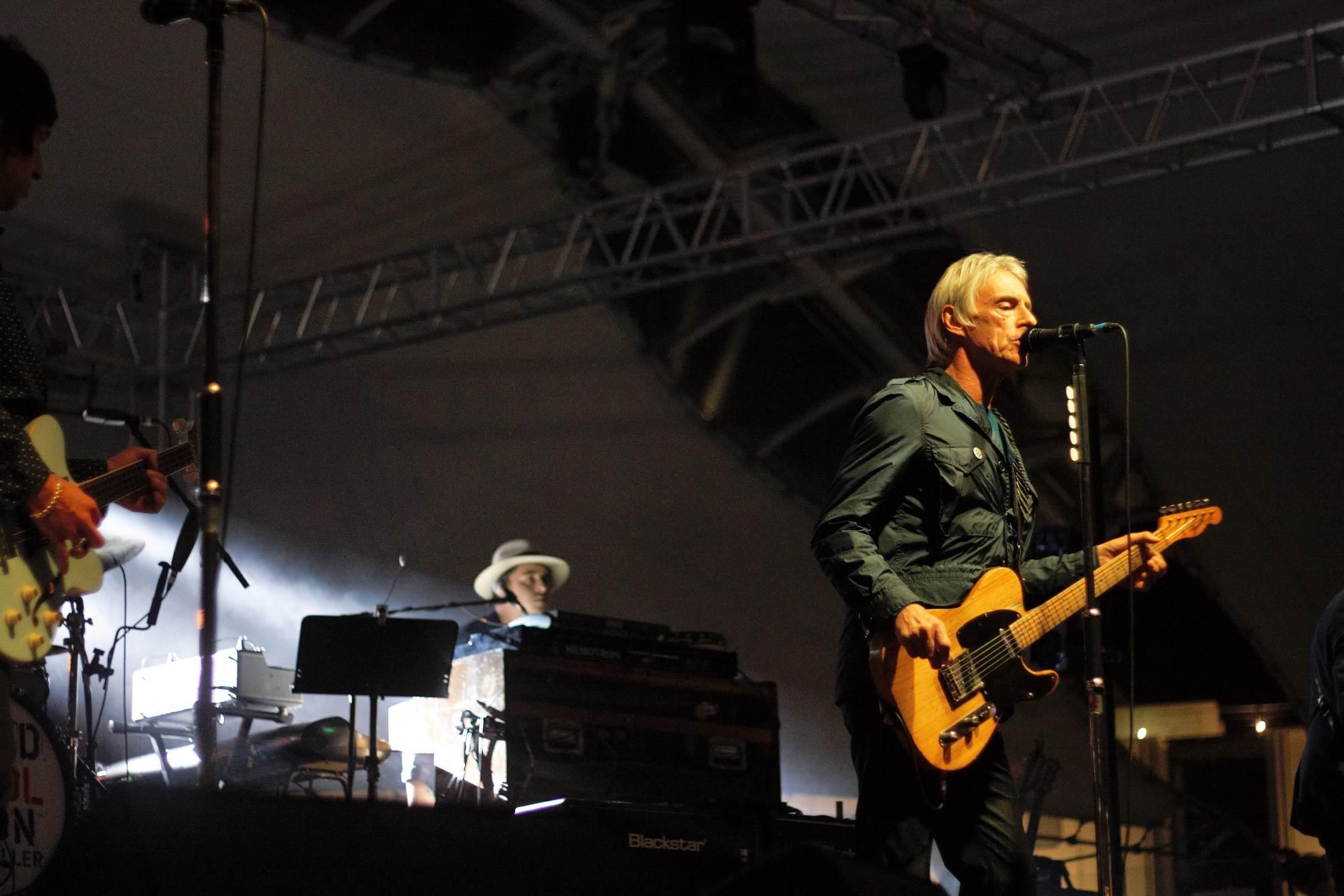 Paul Weller (Jam e Style Council)...
