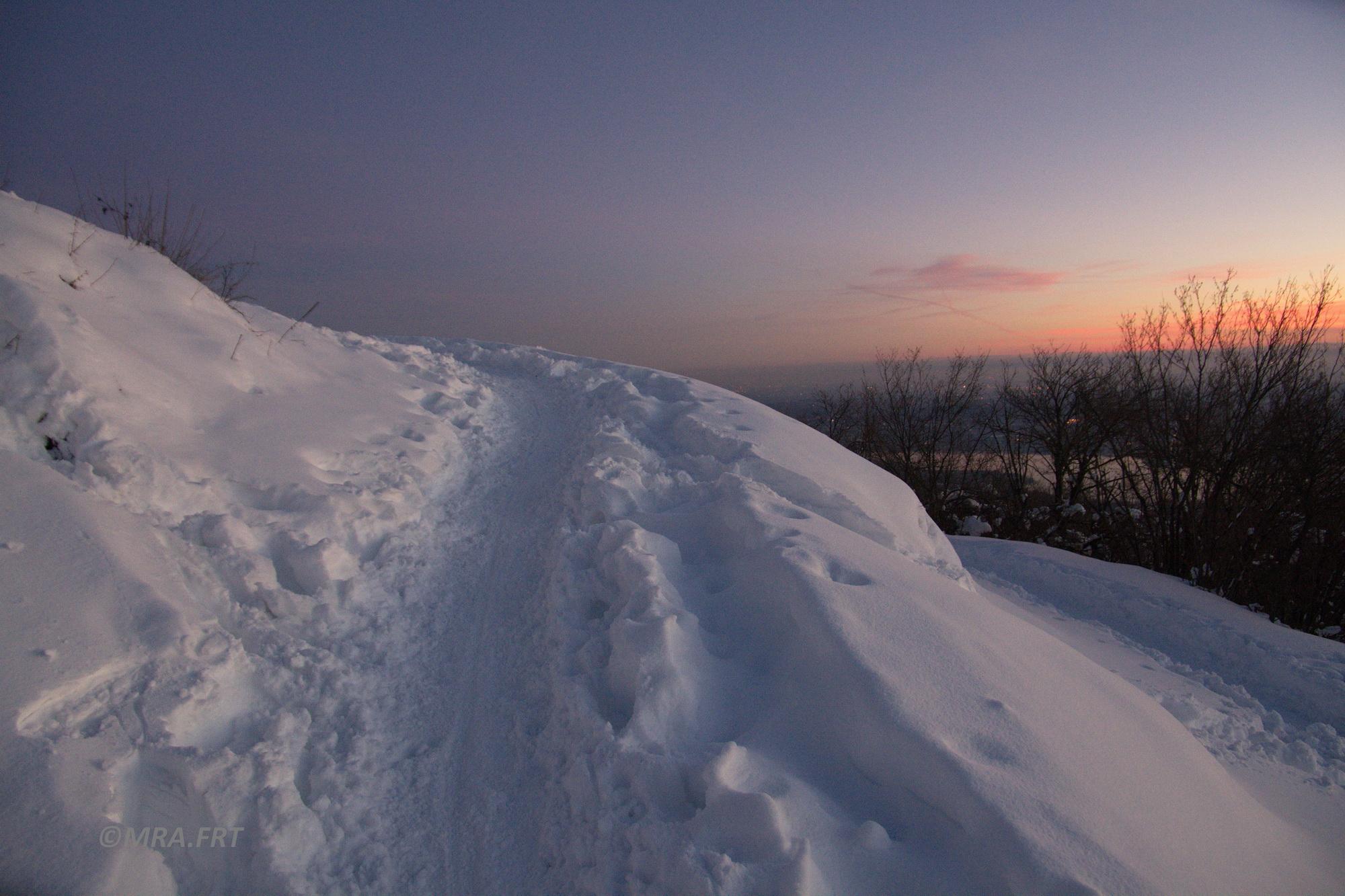 Path 2 Forte d'Orino...