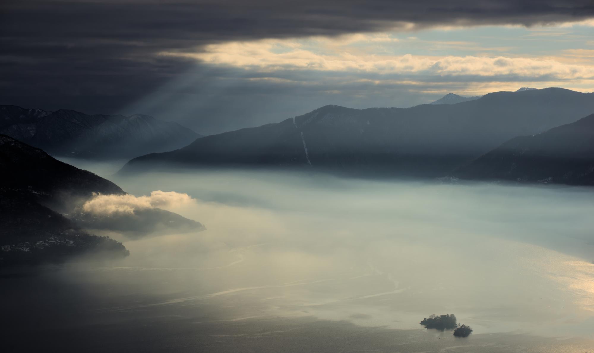 Lago Maggiore e Isole di Brissago...