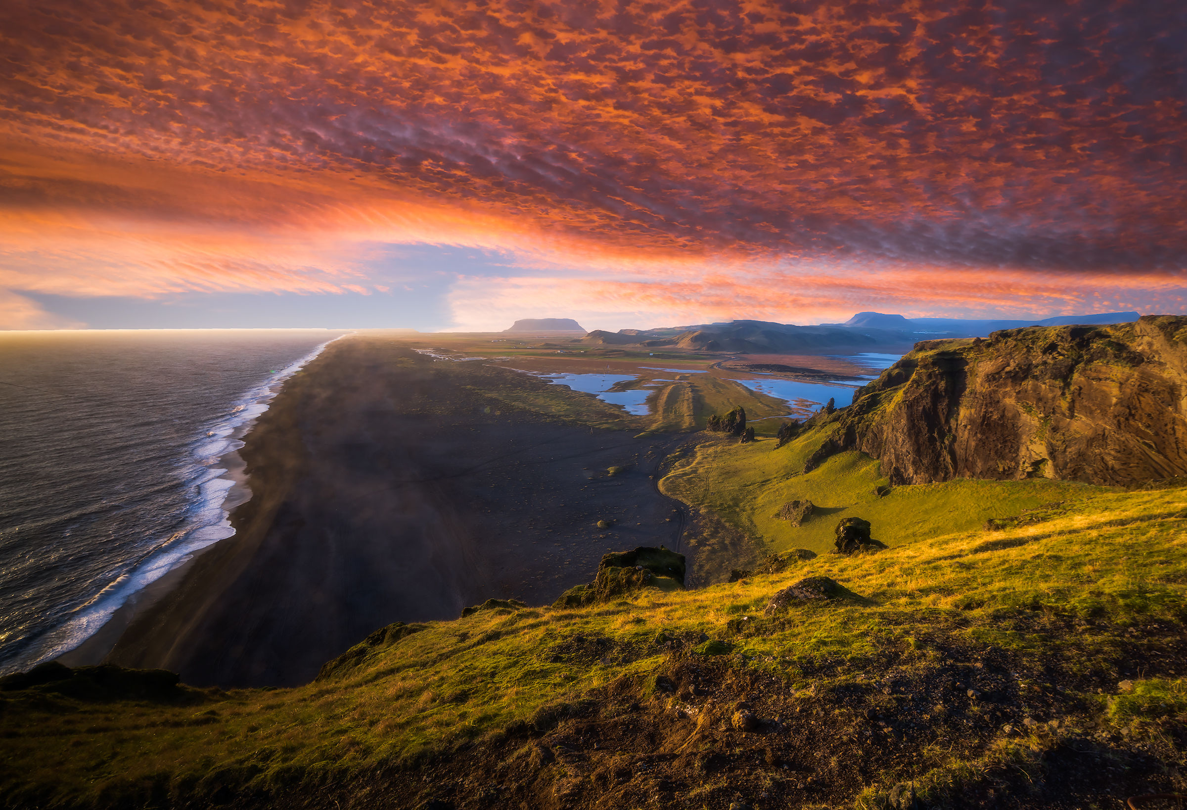 Arrivederci, Islanda, terra delle meraviglie...