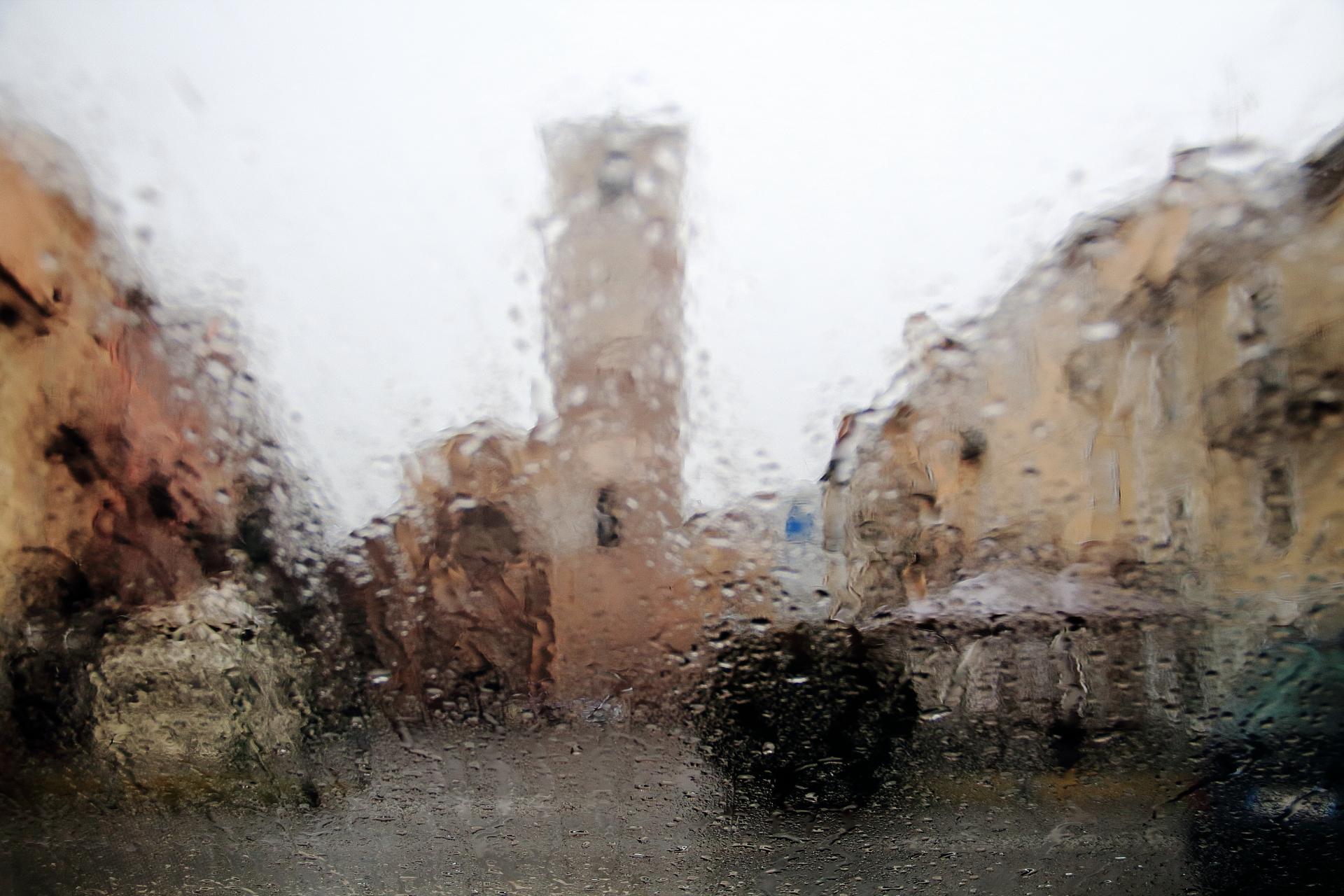 Quando piove...