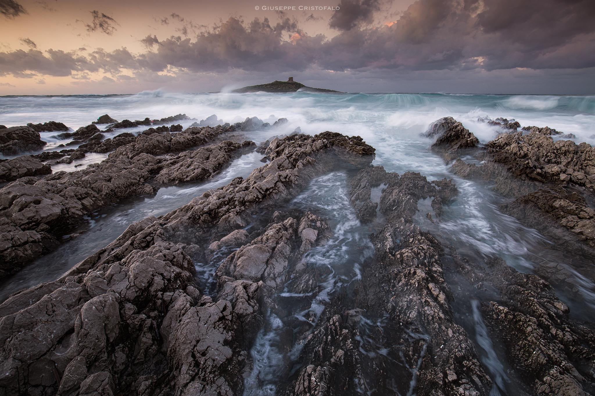 Isola Delle Femmine, II....