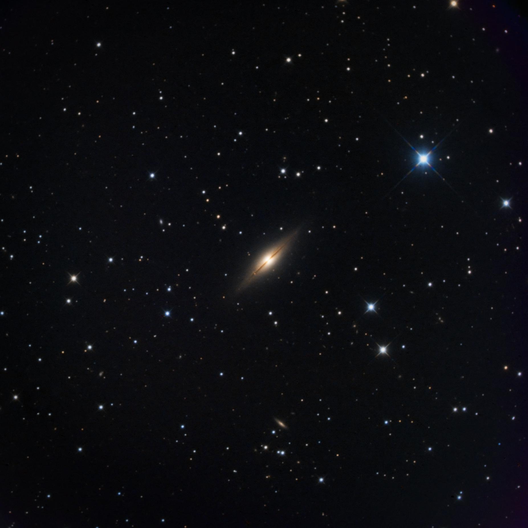 NGC 7814 ....rivisitazione...