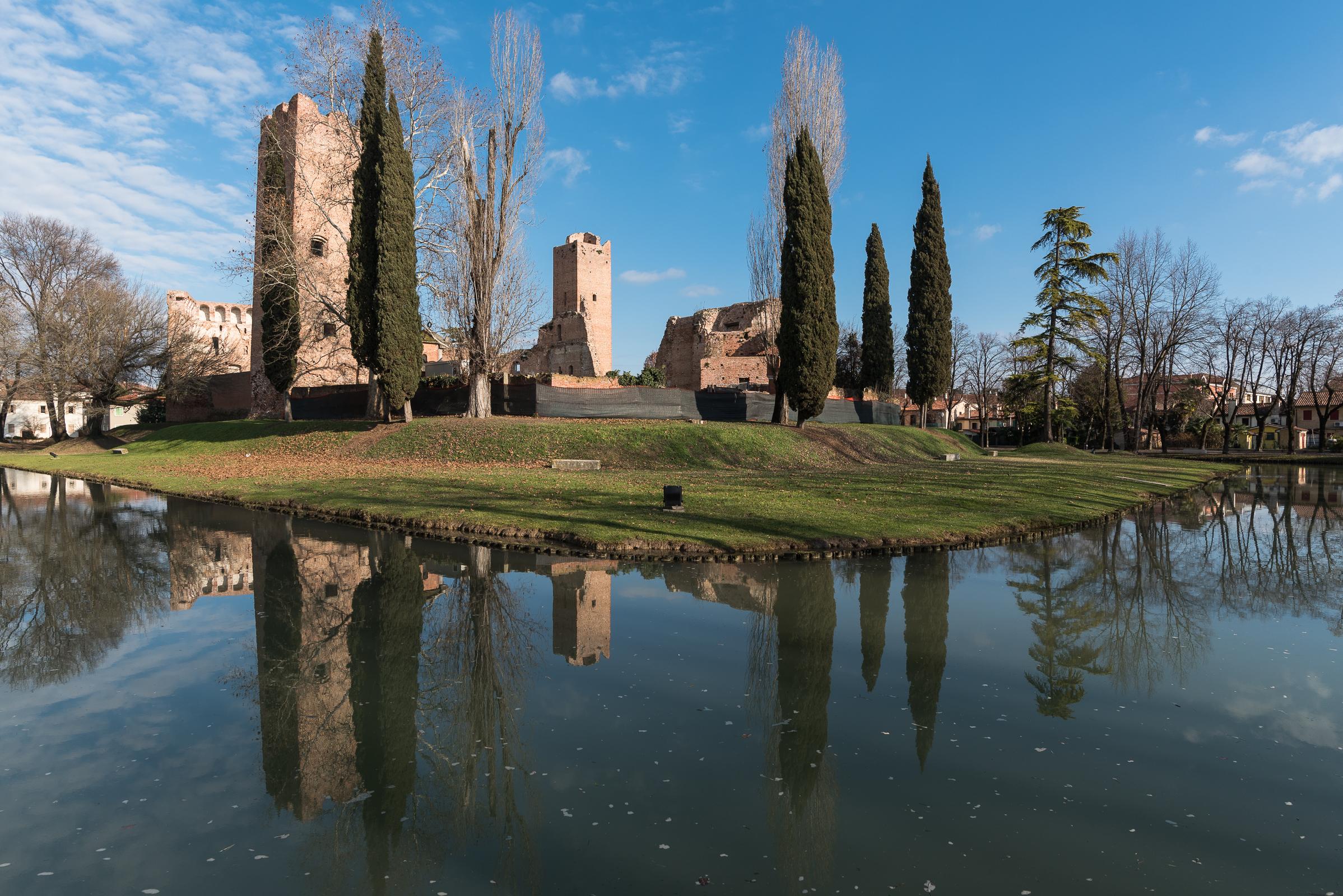 Noale (ve) the Rocca dei Tempesta...