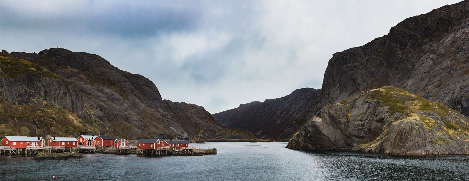 Nusfjord - Norvegia 2016...