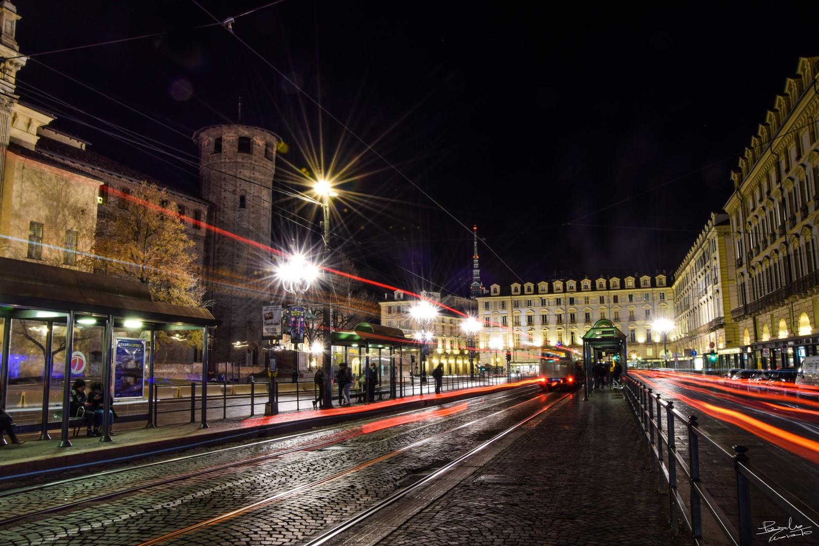 Piazza Castello - Turin...