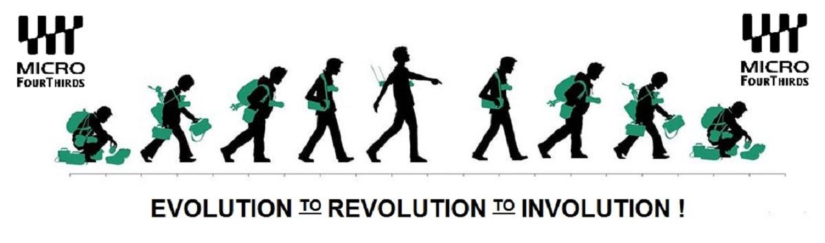 Micro Four Thirds: evolution, revolution, involution...