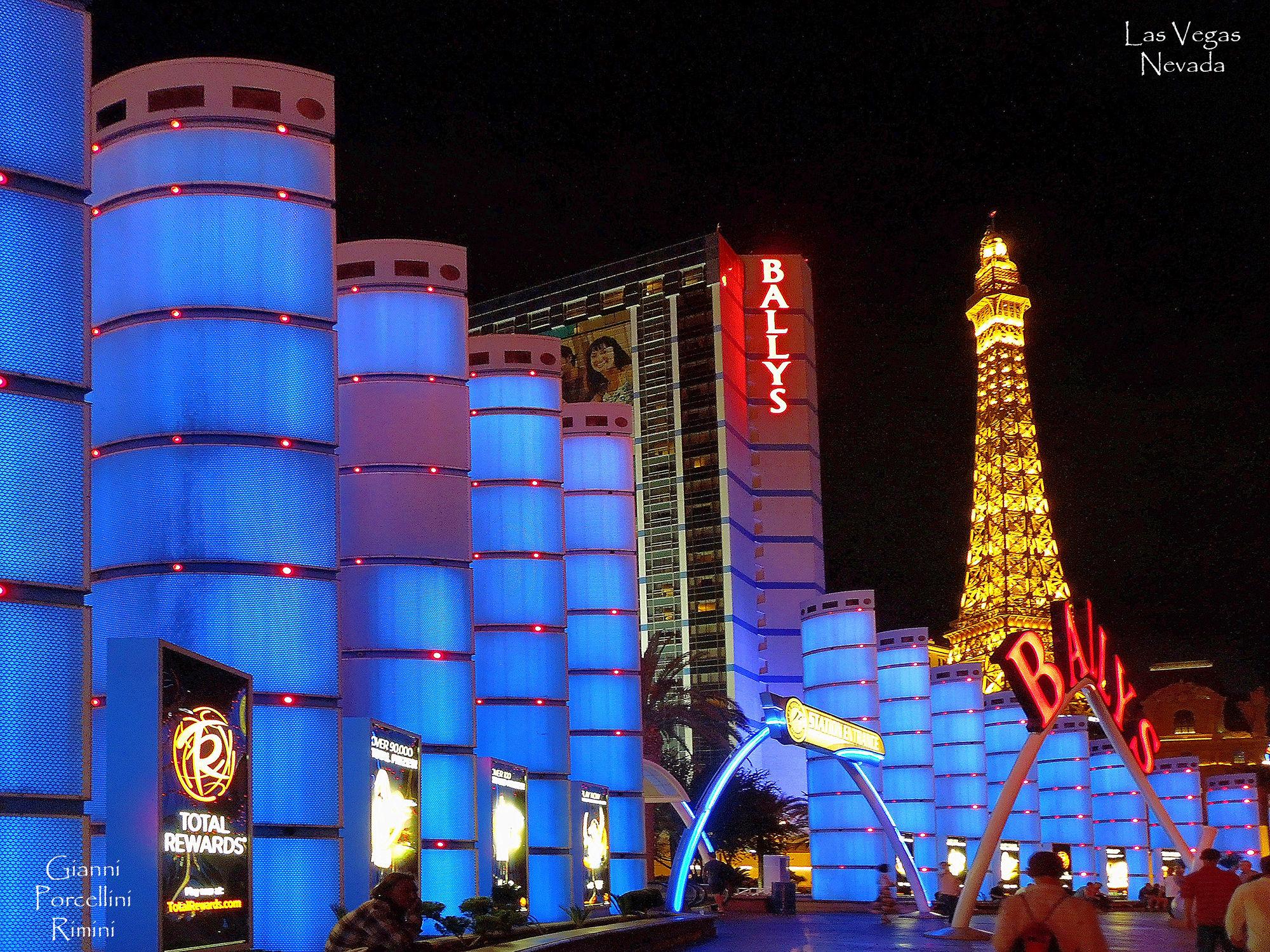 Luci di Las Vegas - Nevada - USA...