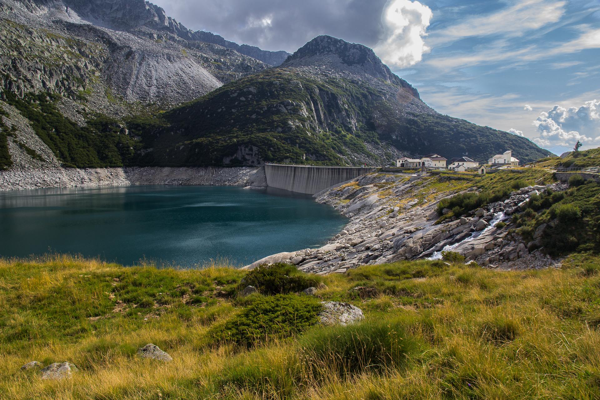 Lake of the Salarno...