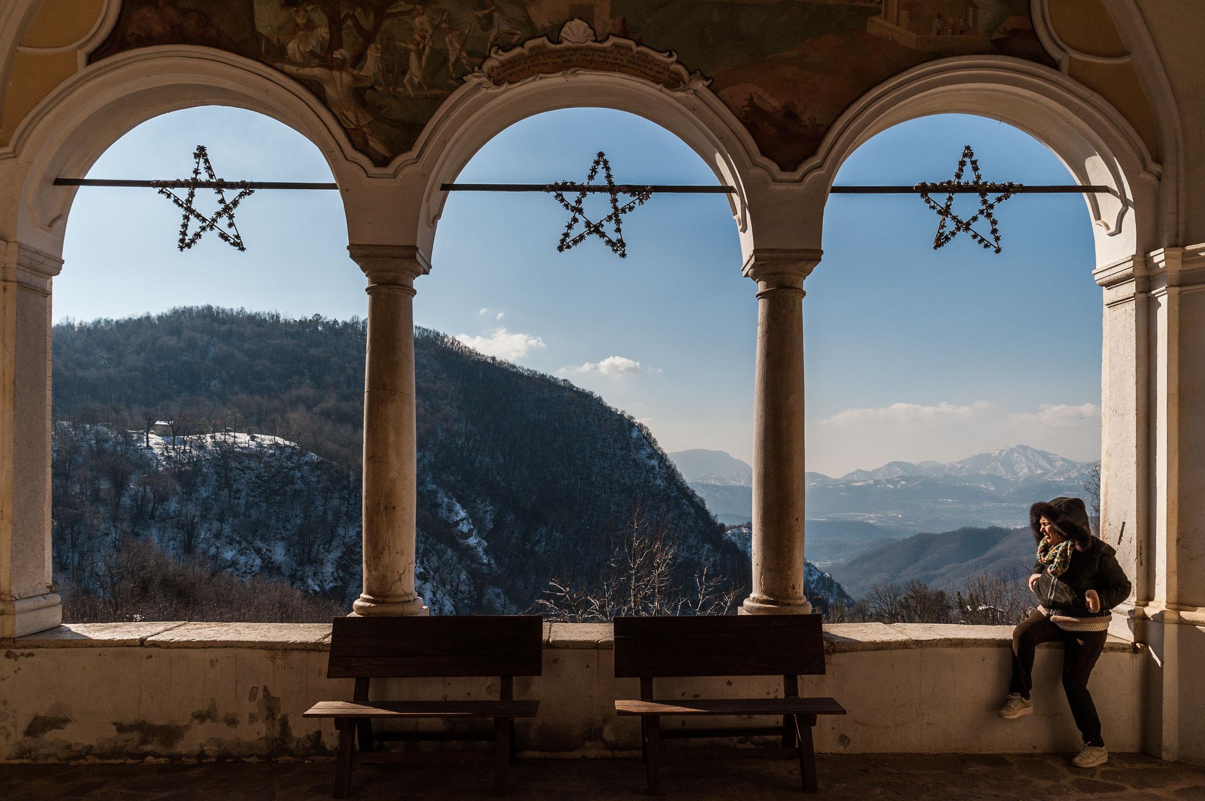 Santuario della Madonna delle Cornelle...