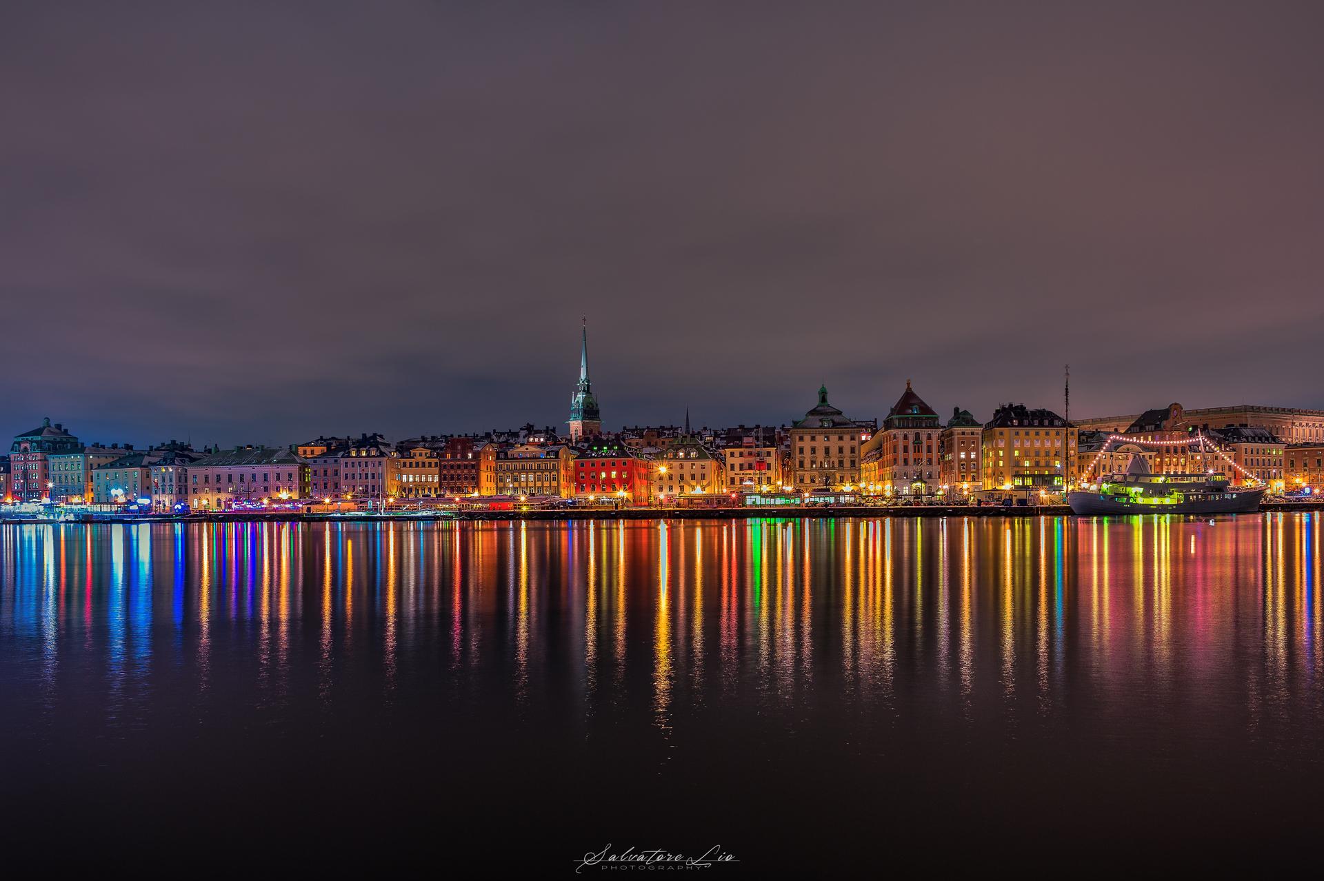 Gamla Stan-Stoccolma...