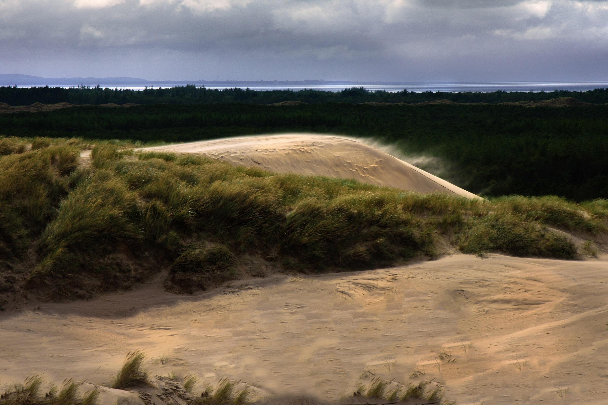 Il deserto danese...