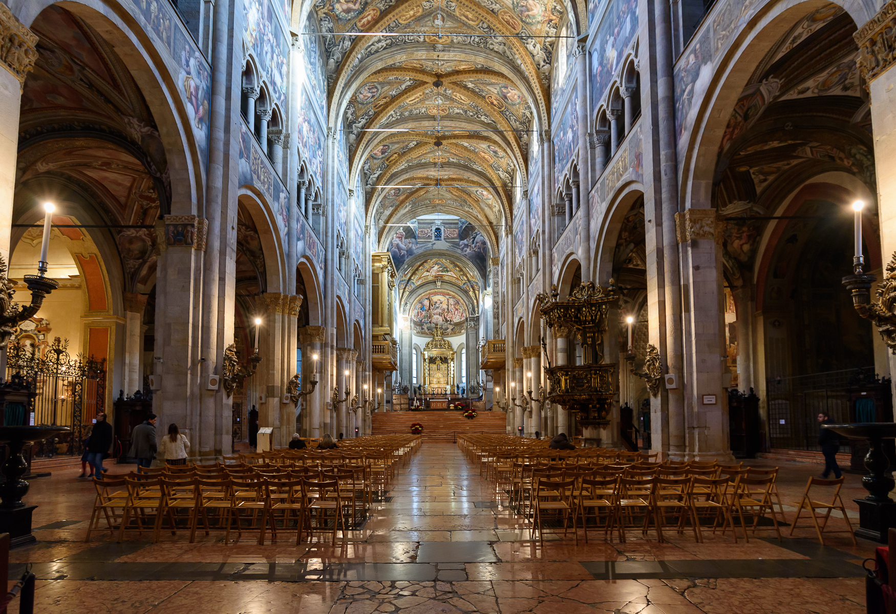 Duomo di Parma...