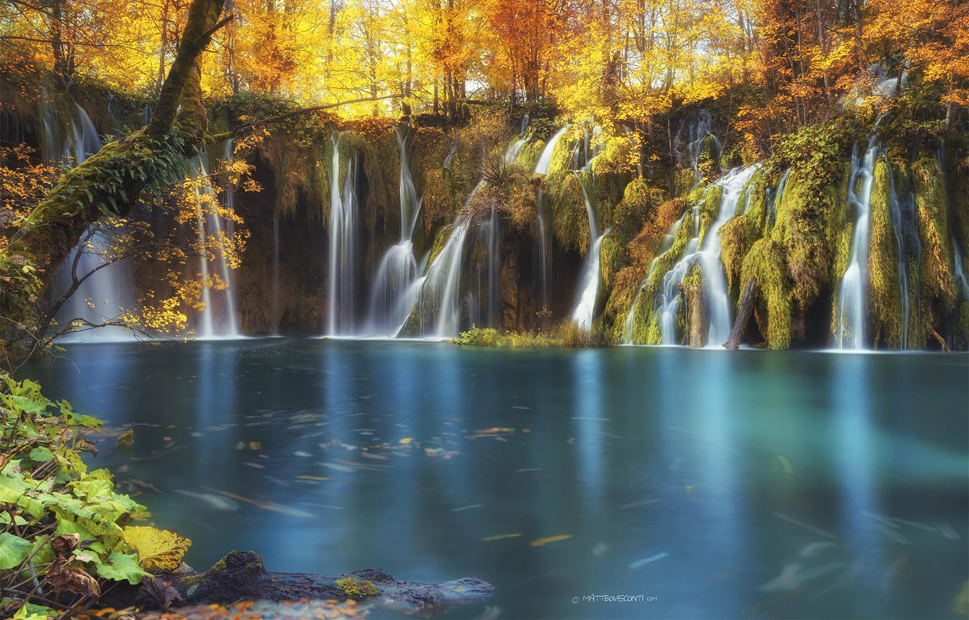 laghi id plitvice - croazia...