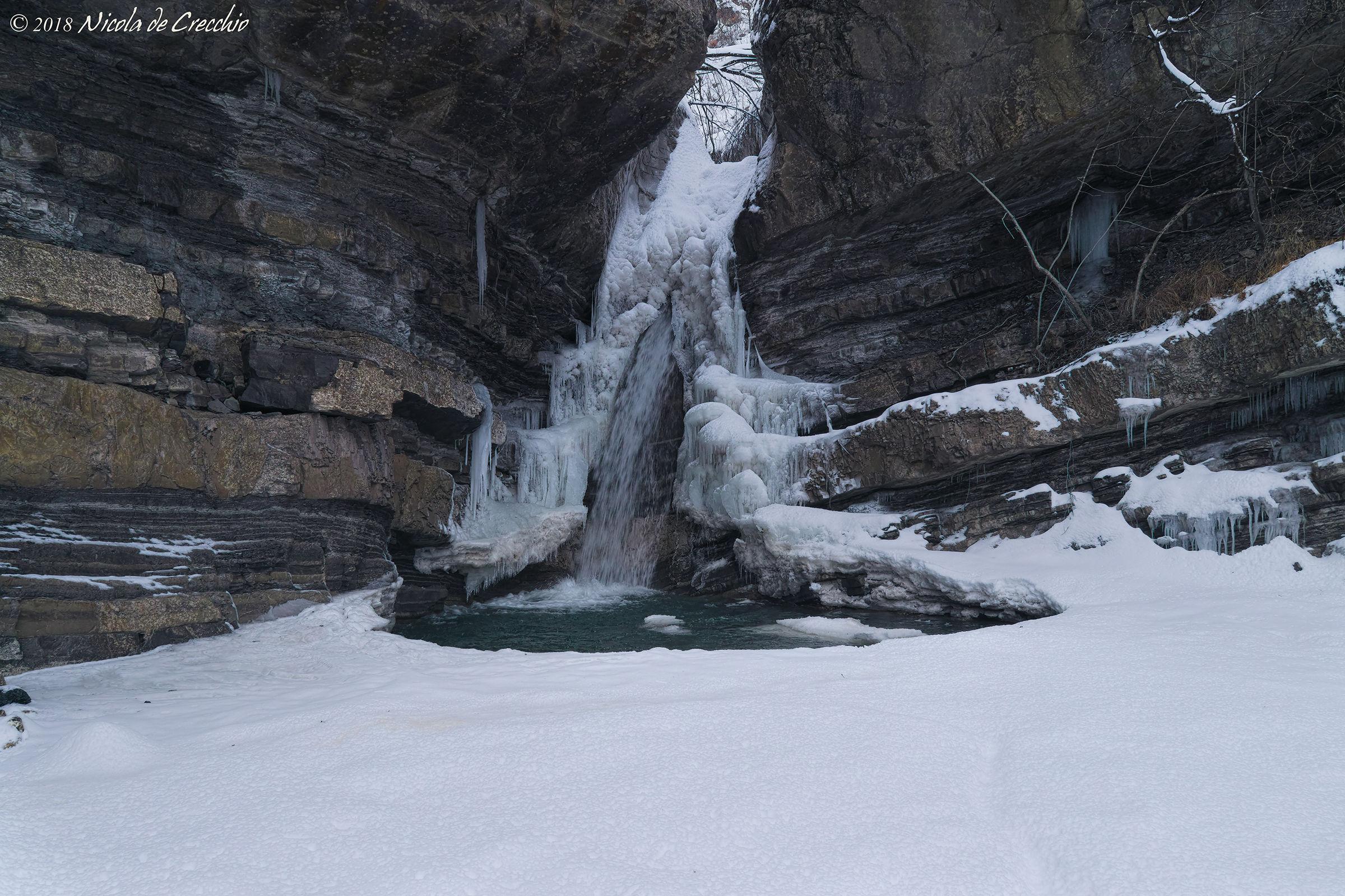 Waterfall n.4 of Perino...