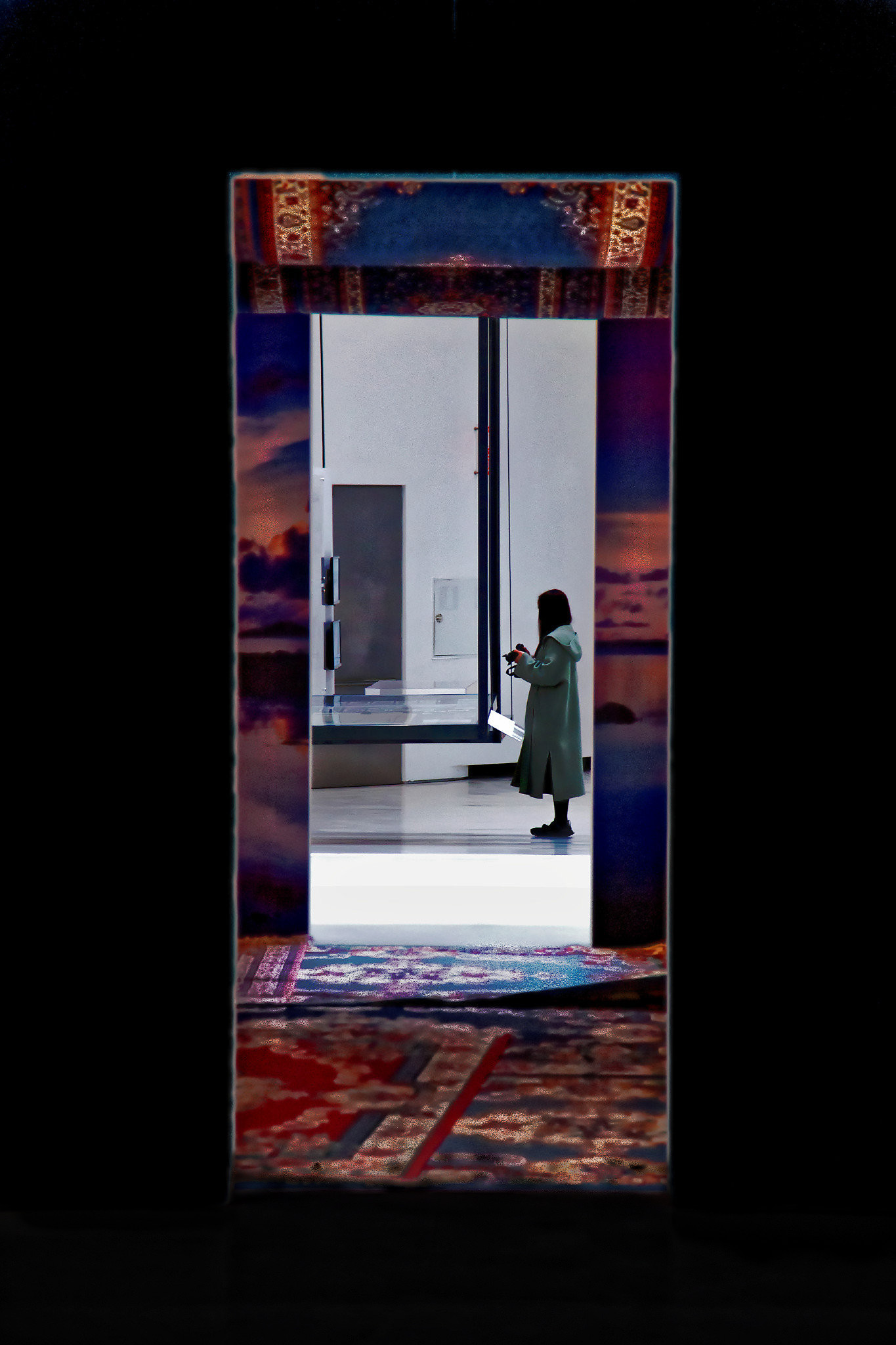 One day at the Maxxi-China girl-9/10...