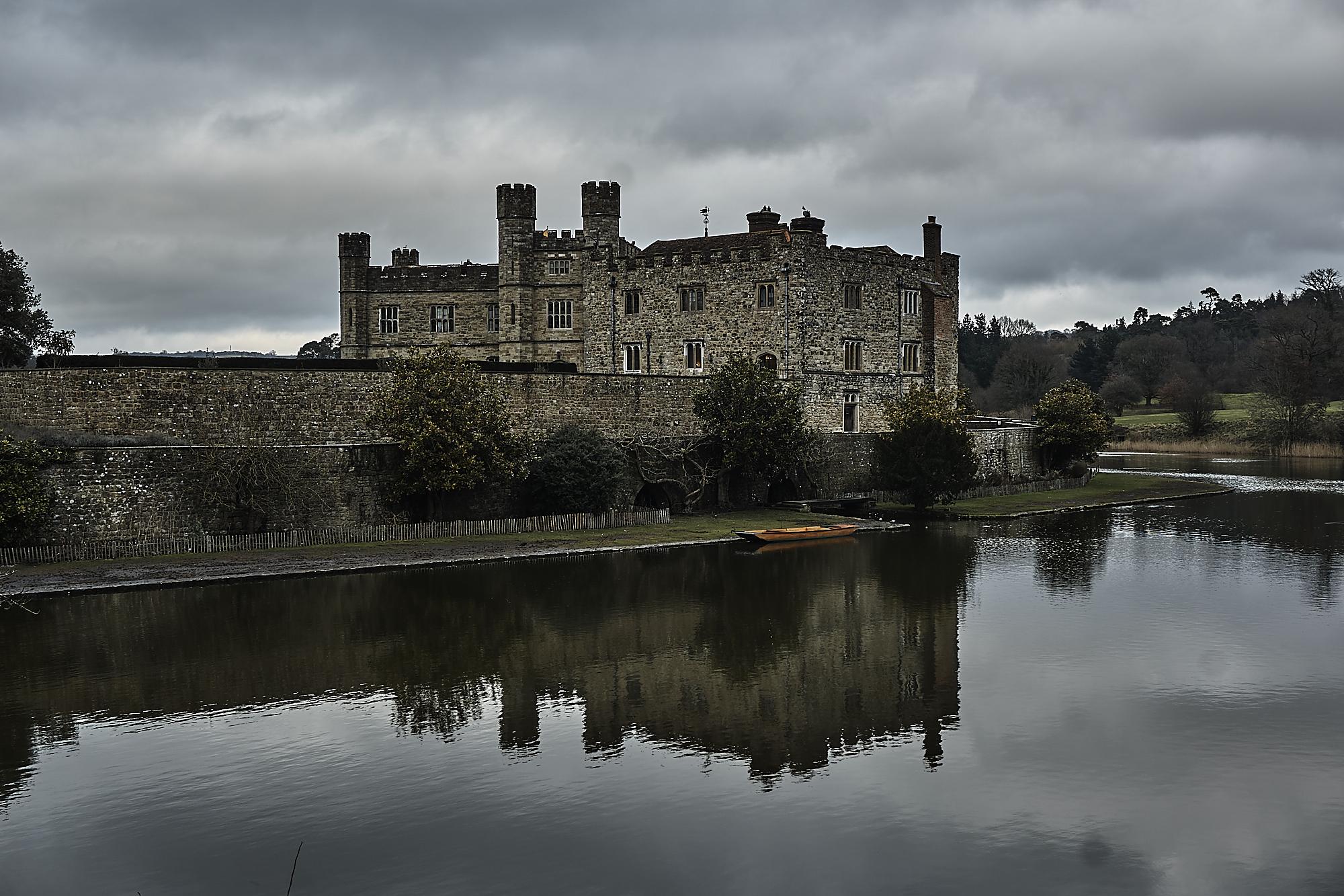Leeds Castle...