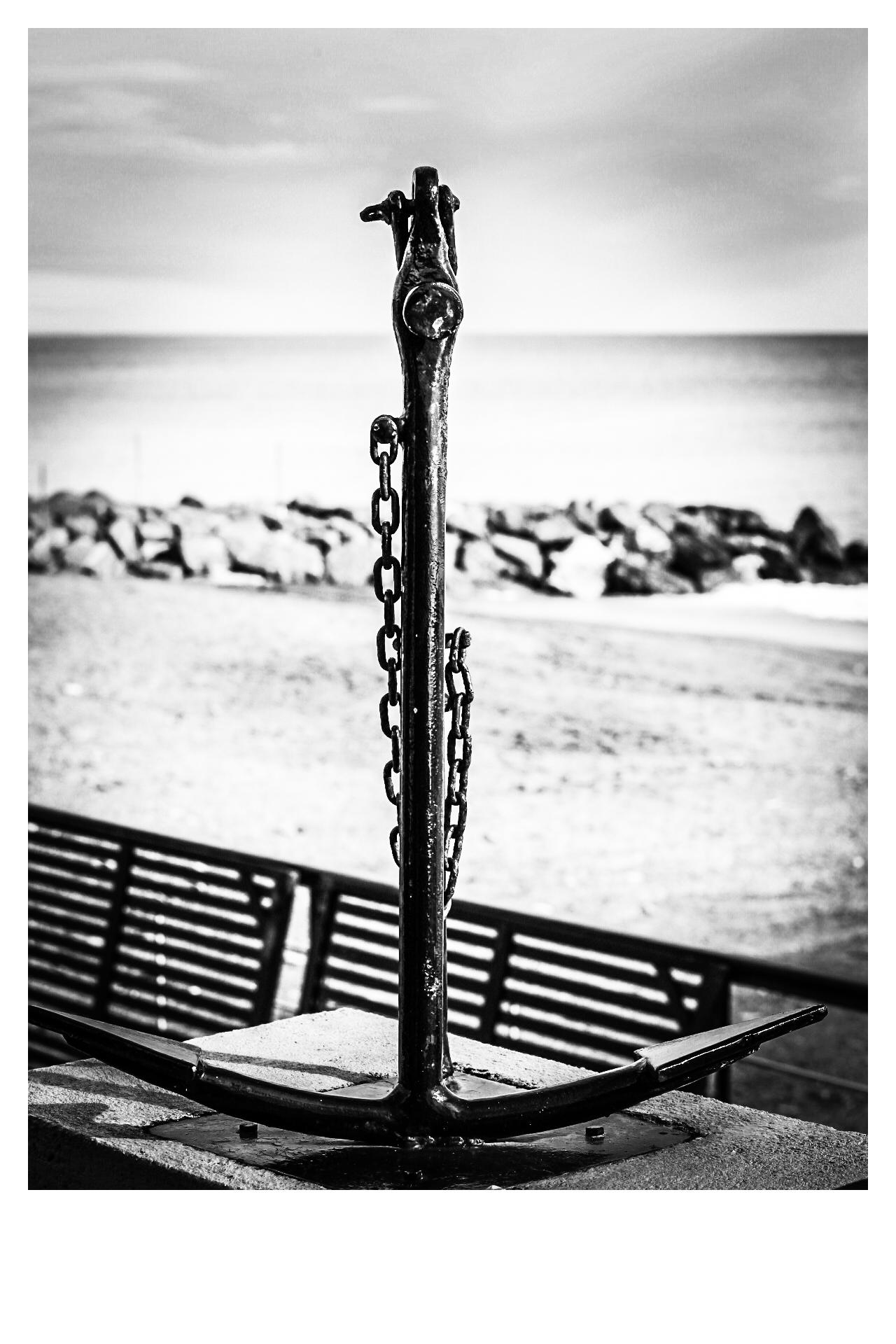 The anchor...