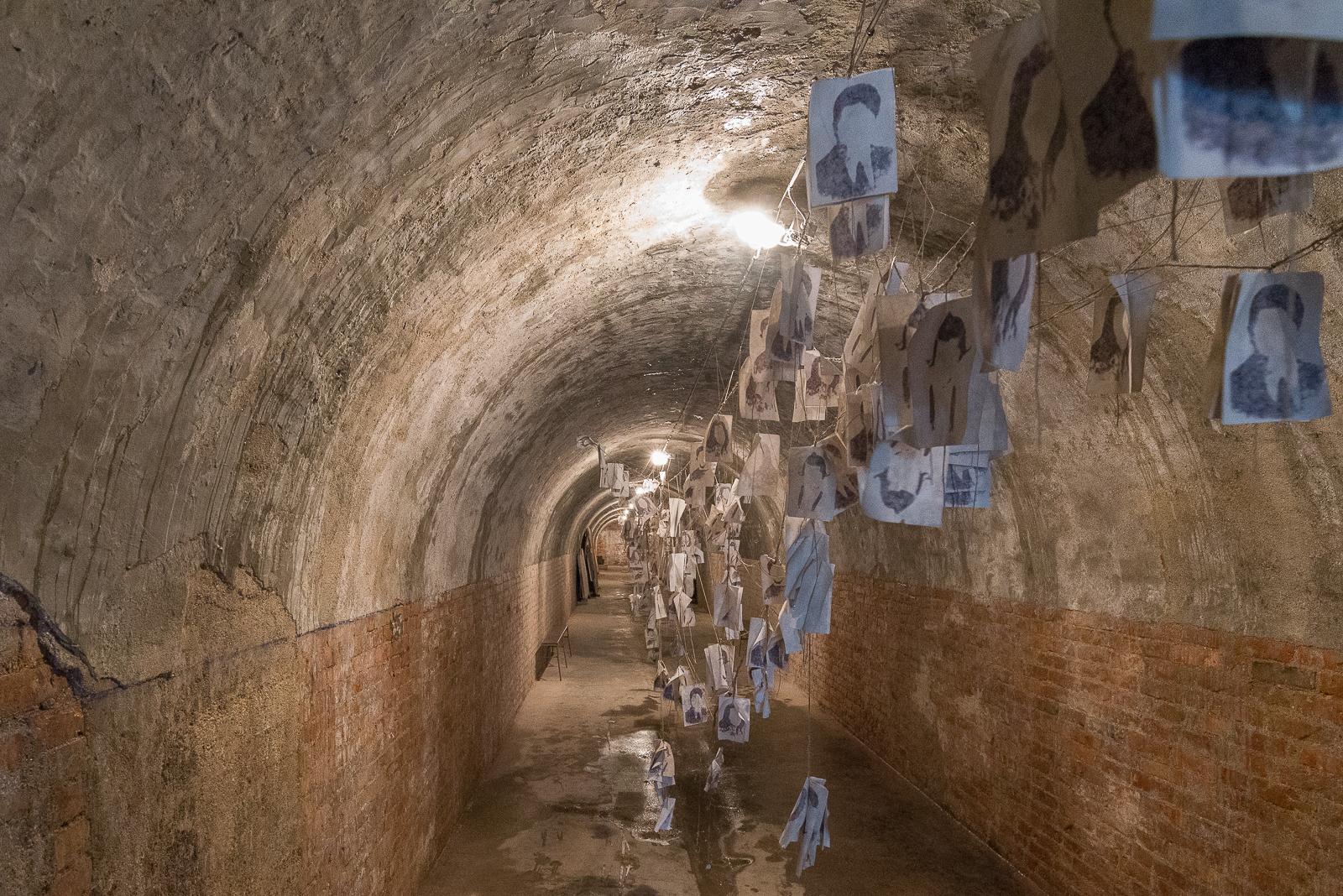 Rifugio delle carceri di Ancona...
