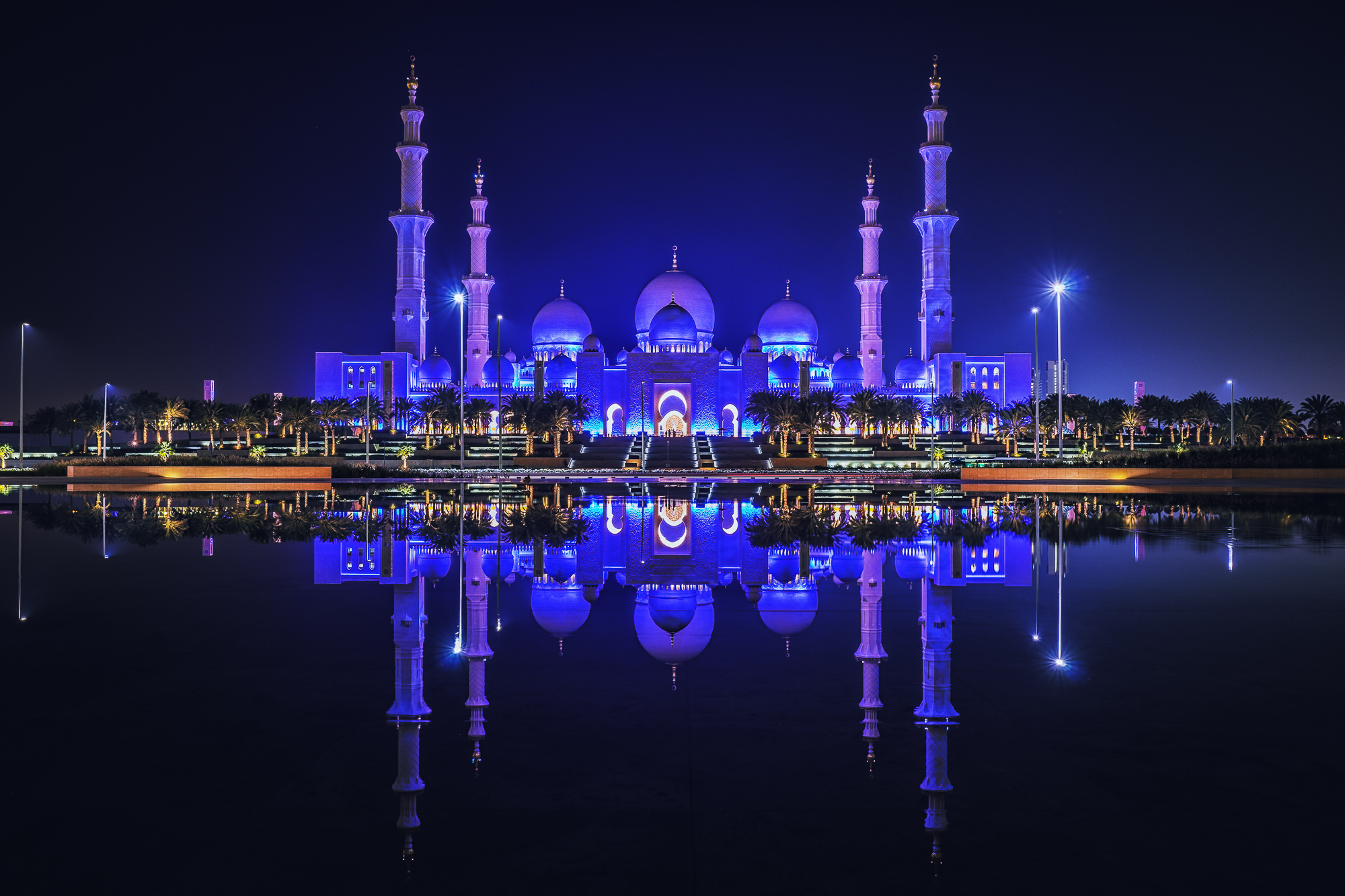 Grand Mosque of Sheikh Zayed...
