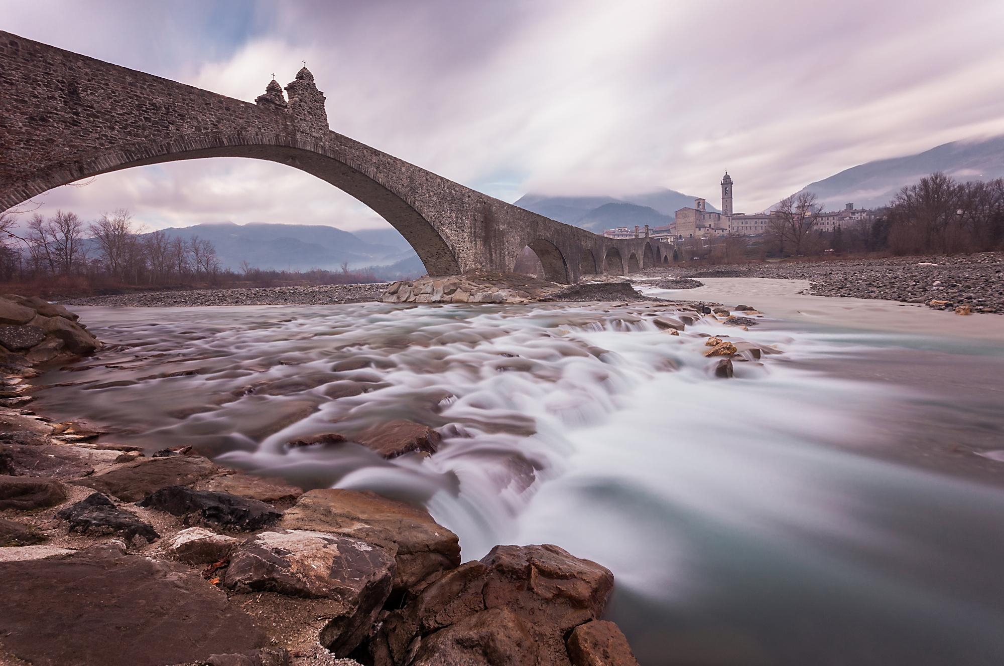 The Gobbo Bridge...