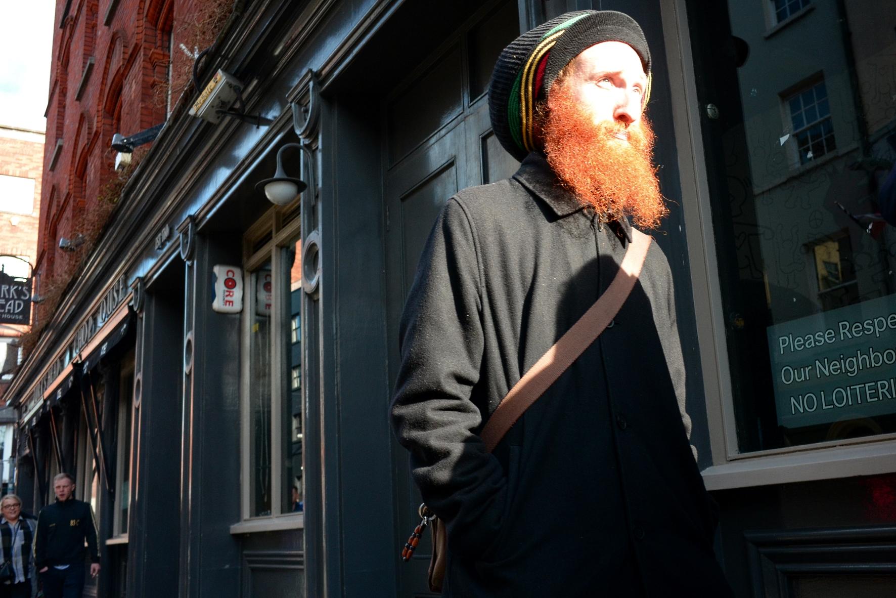 The Dubliner...