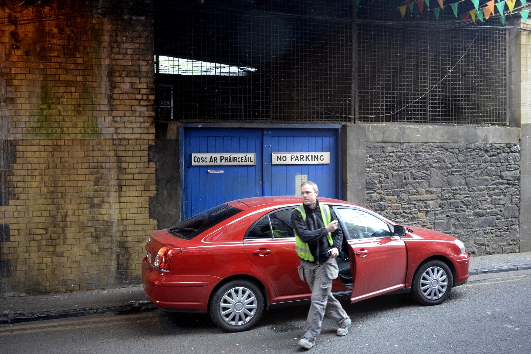 No Parking (e come fregarsene)...
