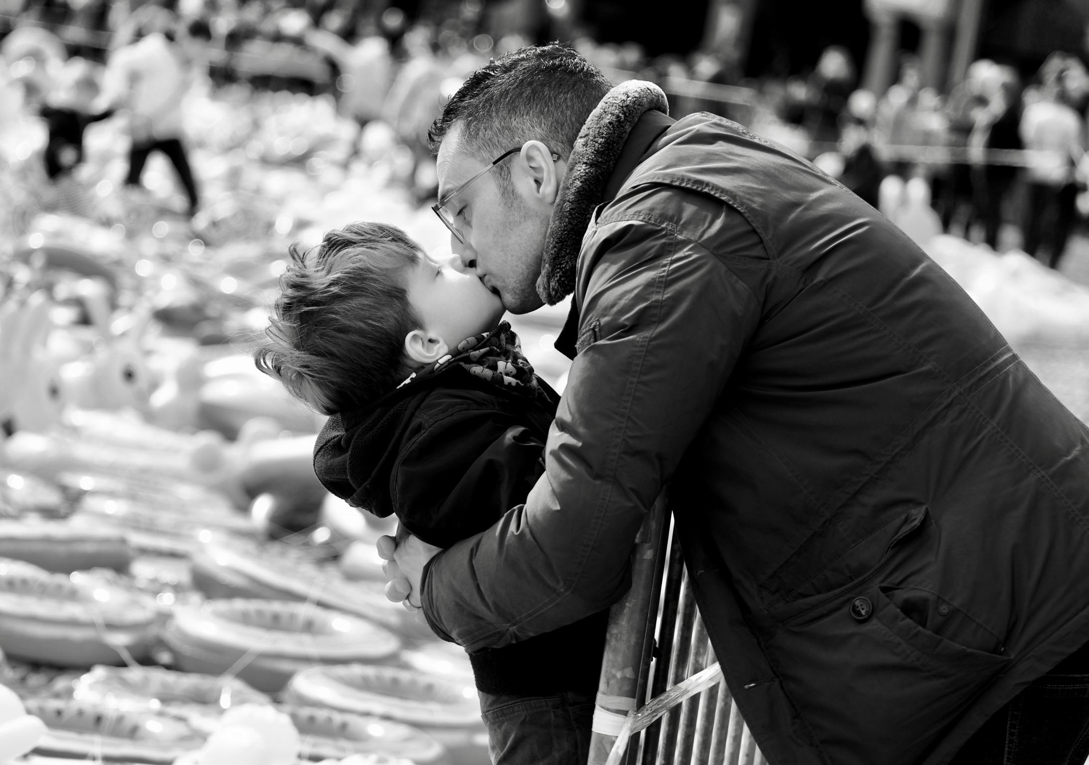Fatherly love...