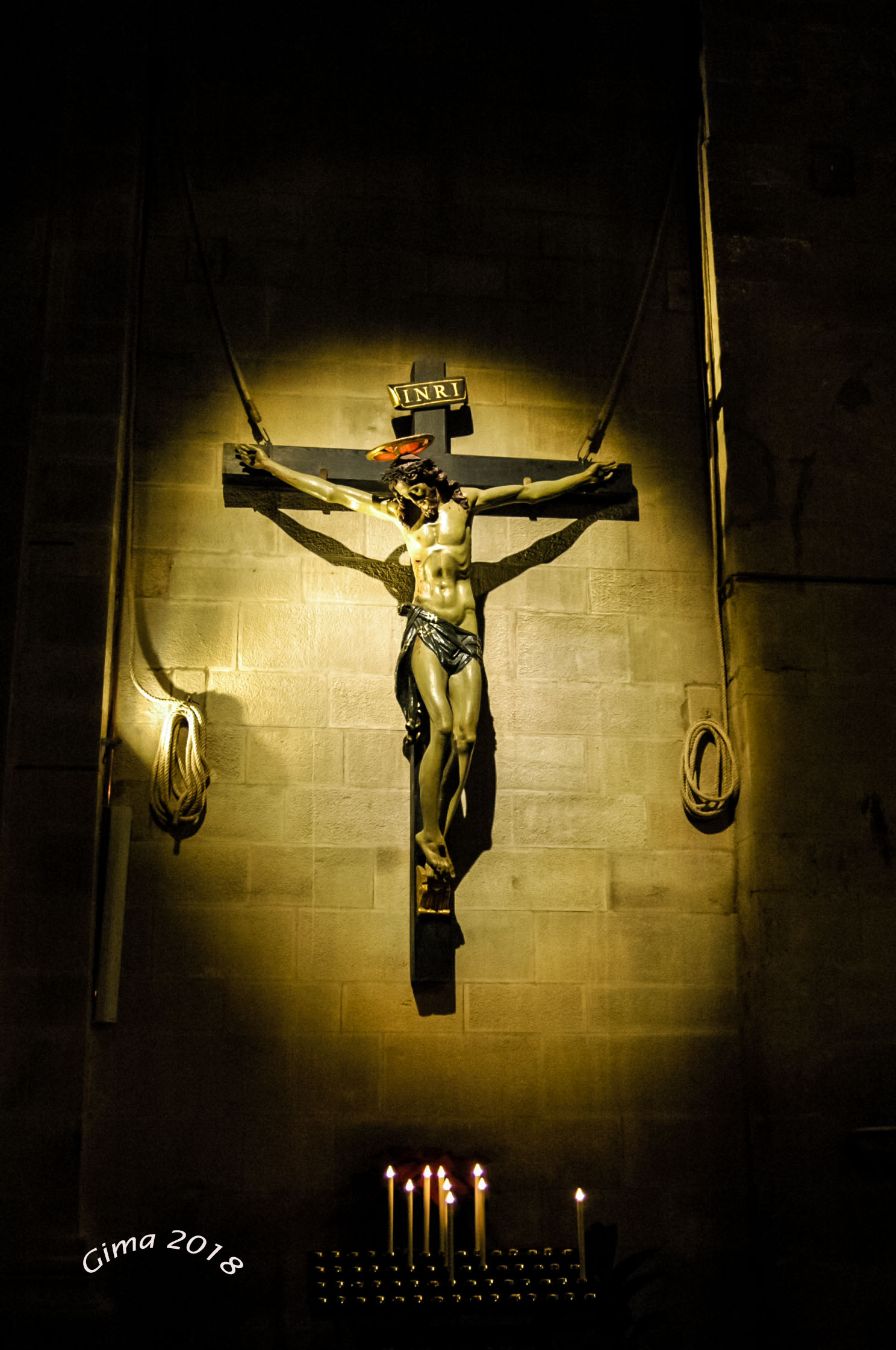 splendid Crucifix...