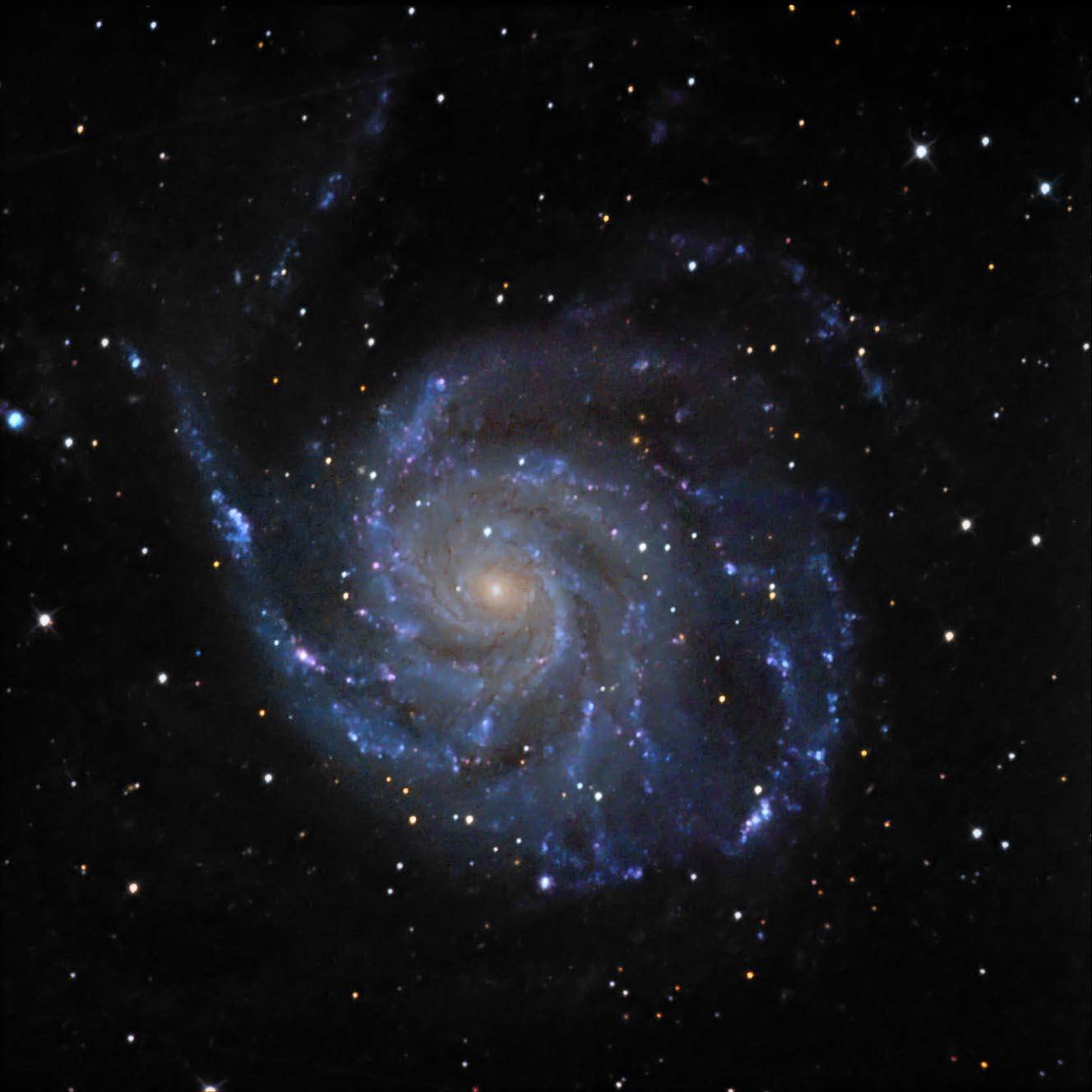 Messier 101...