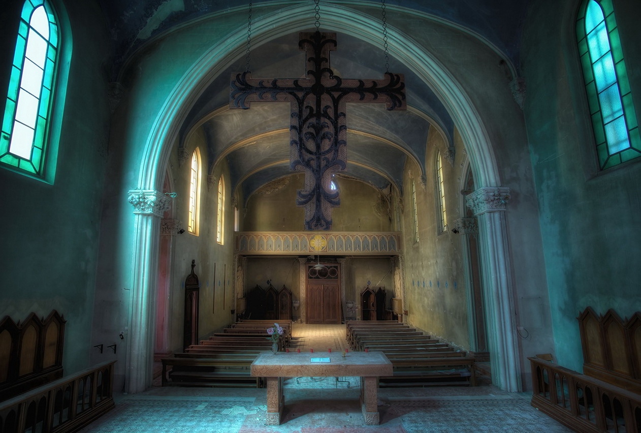 Blue Church (Side B)...