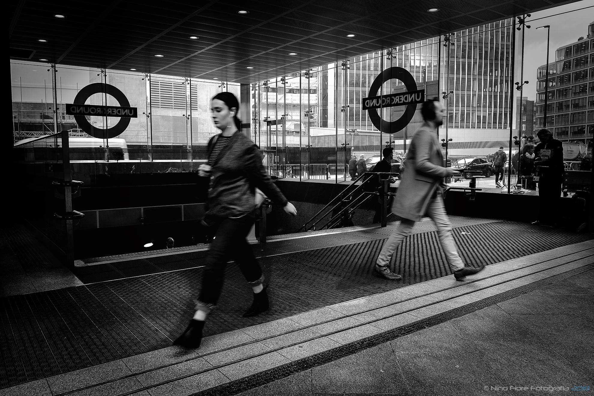 London Underground...