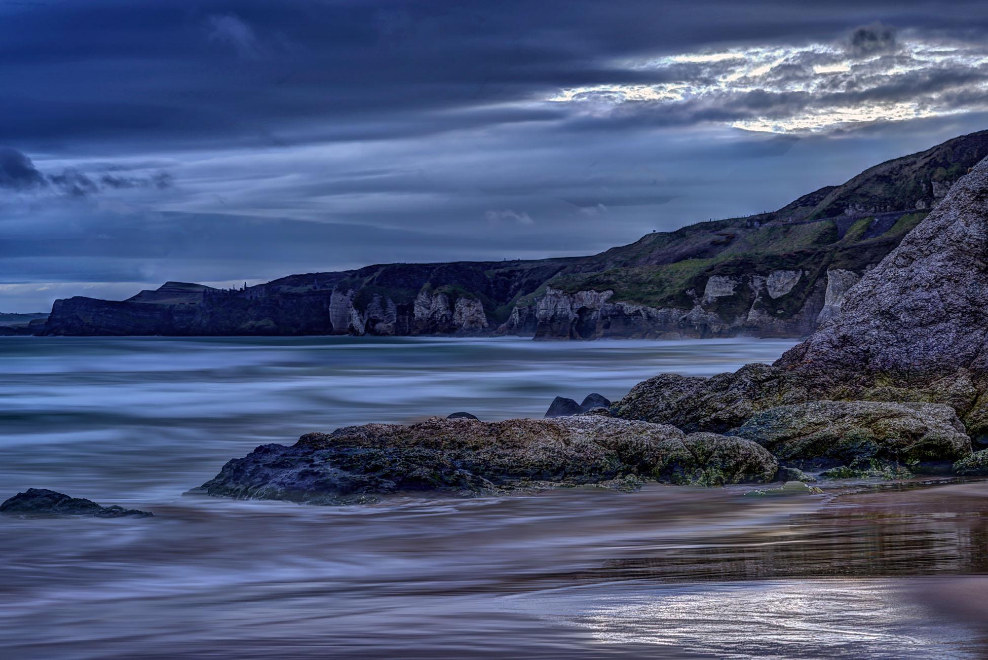 White Rocks Beach...