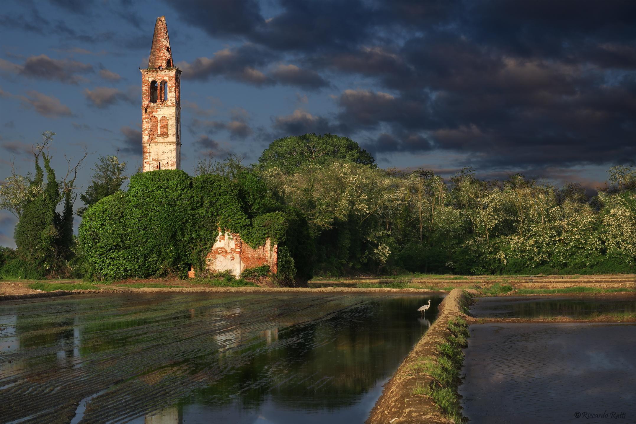 Vecchio campanile...