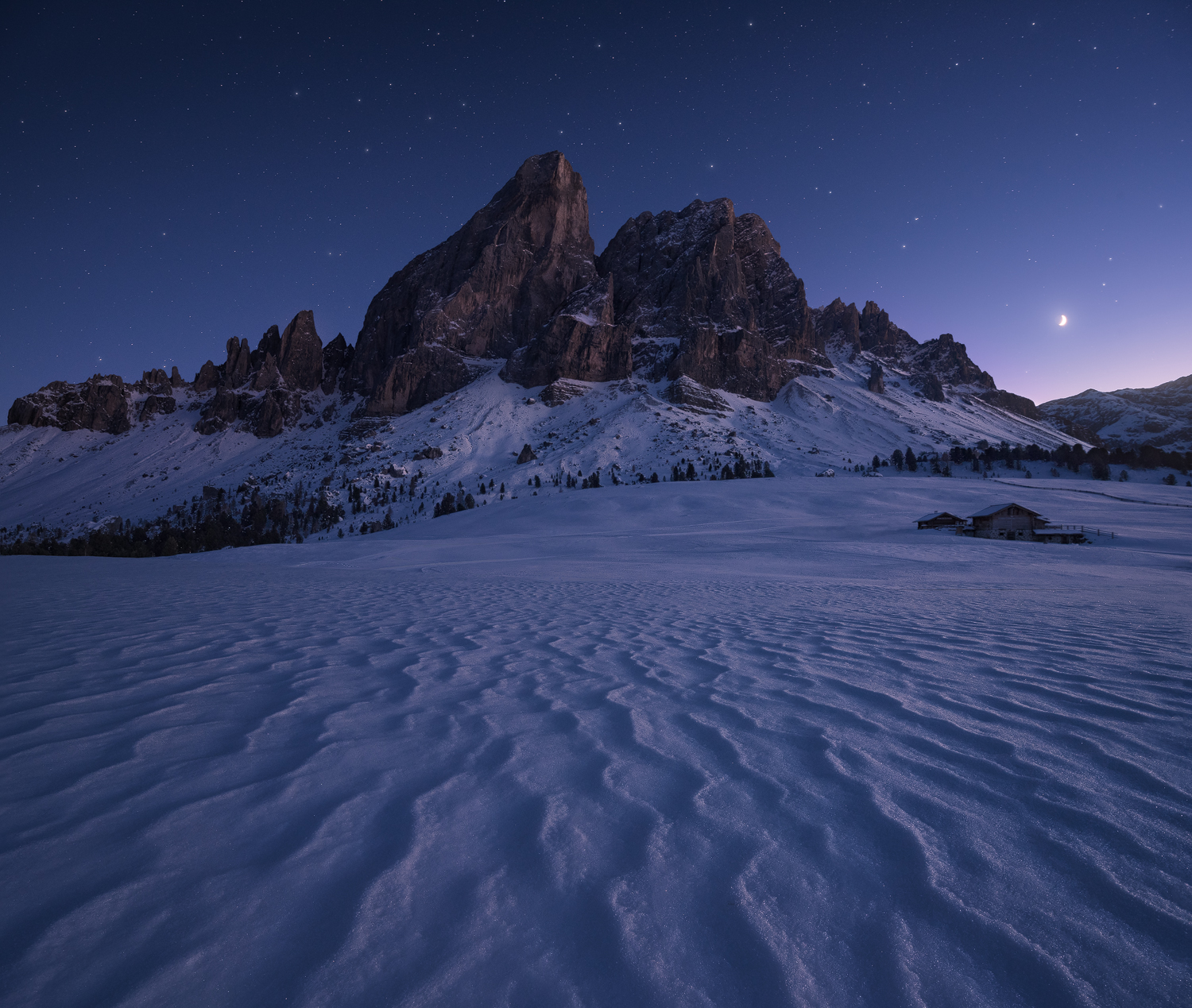 Dolomites Twilight...