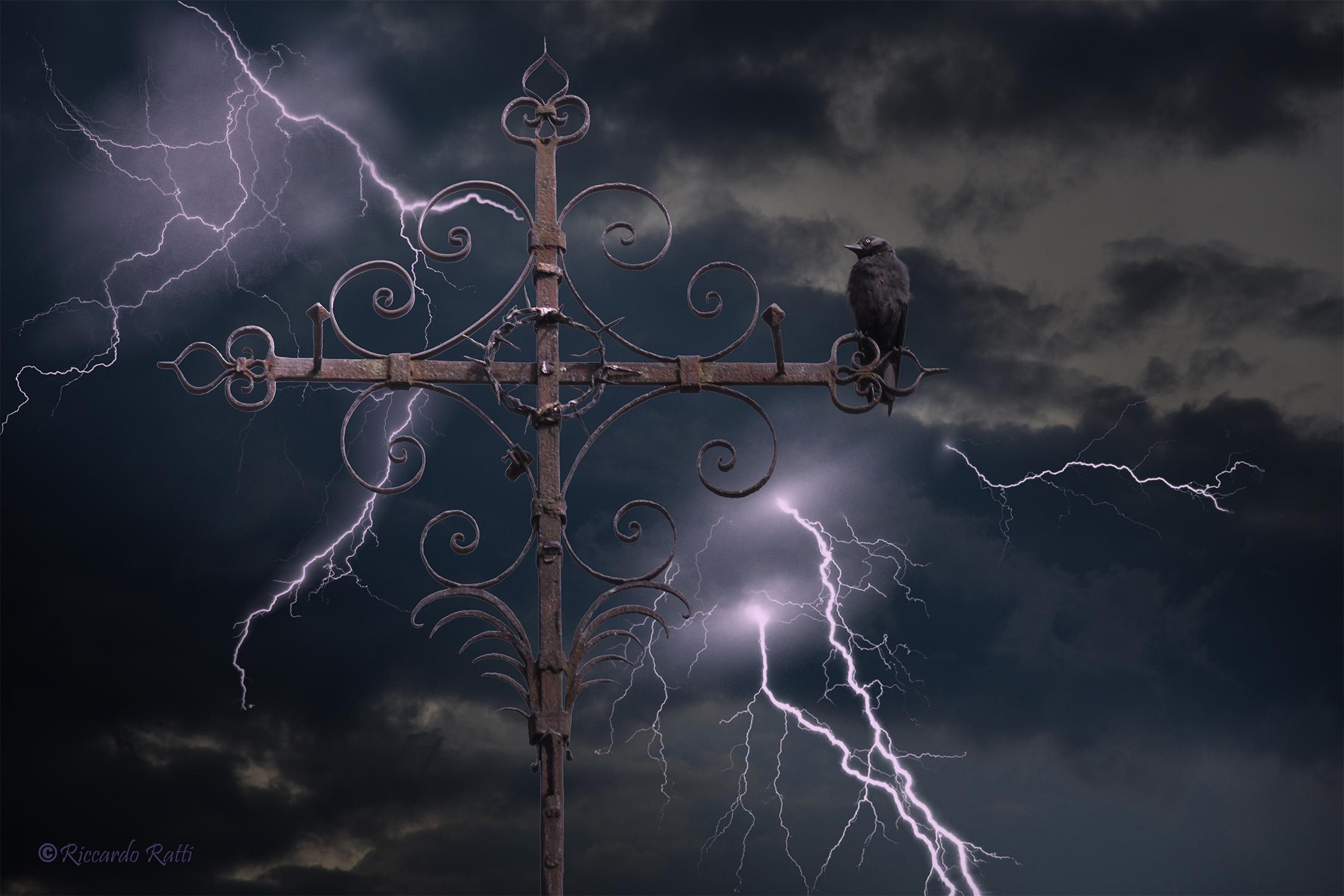Il guardiano della croce...
