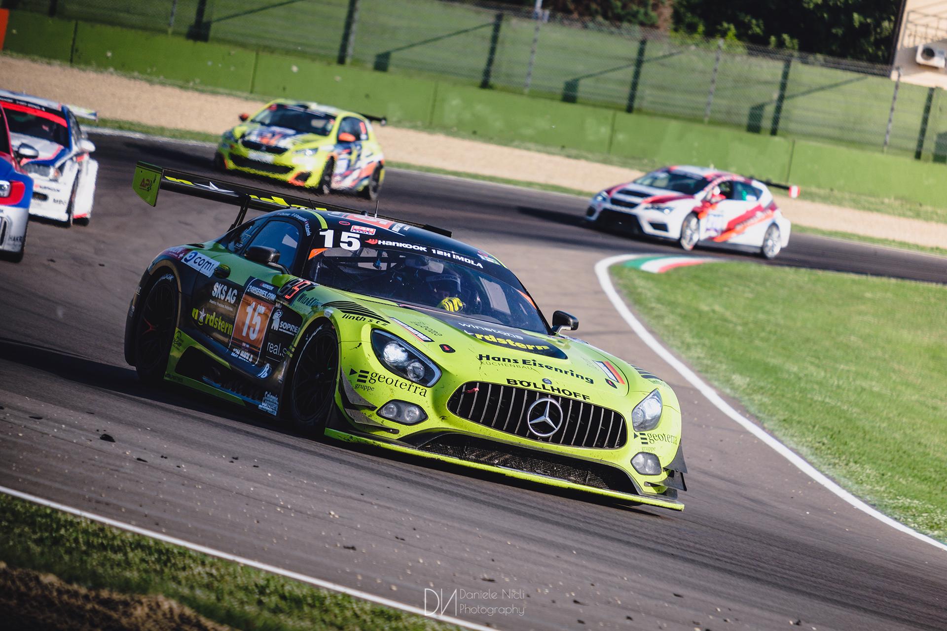 Mercedes-AMG GT3 12H Imola...