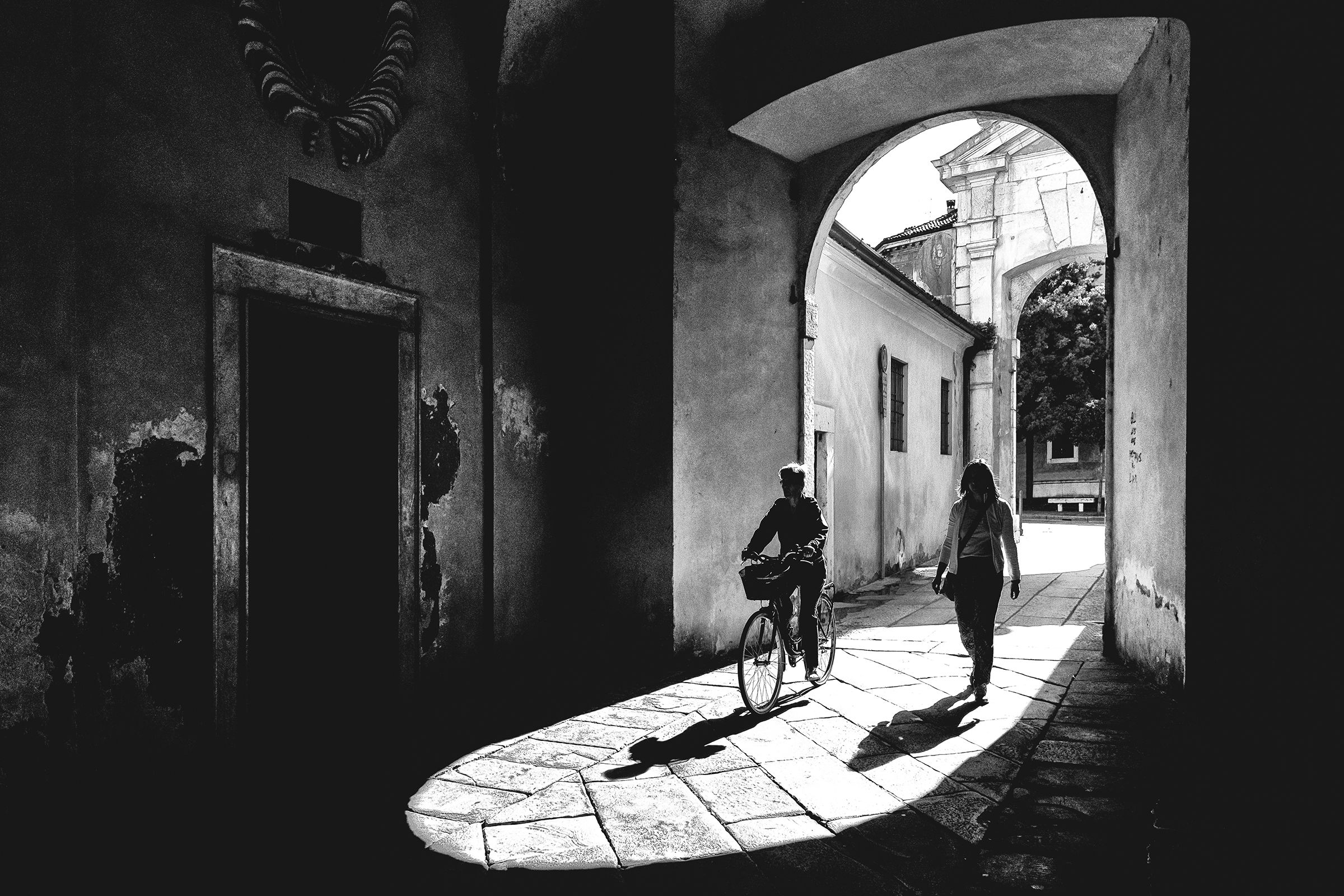 Shadows and lights......