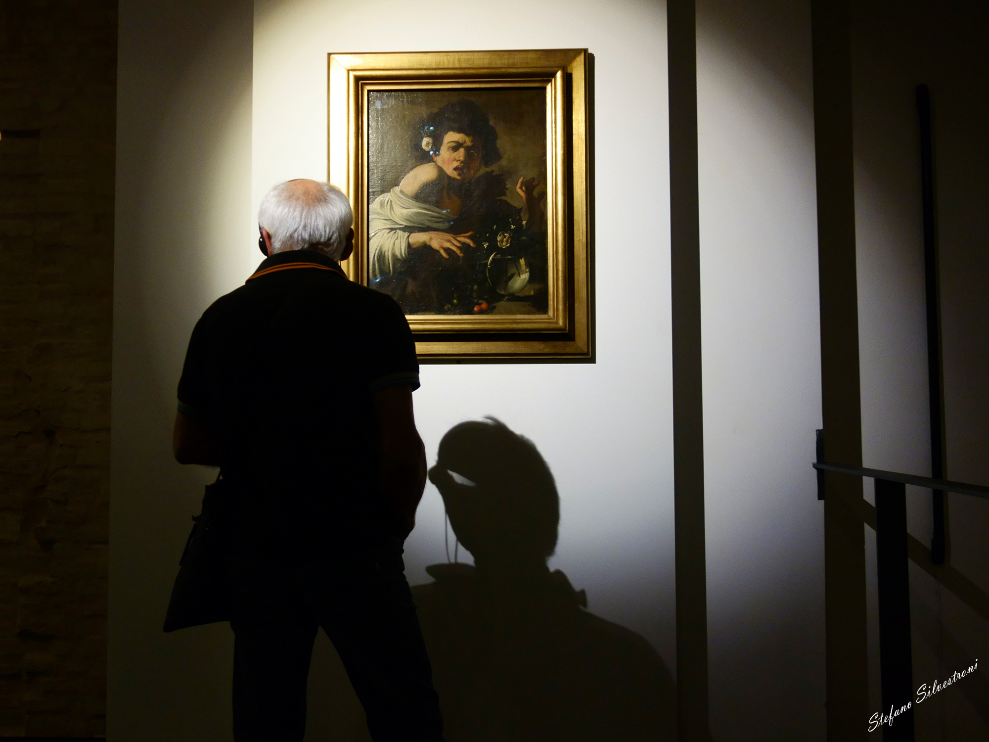 Lights and shadows in the work of art......