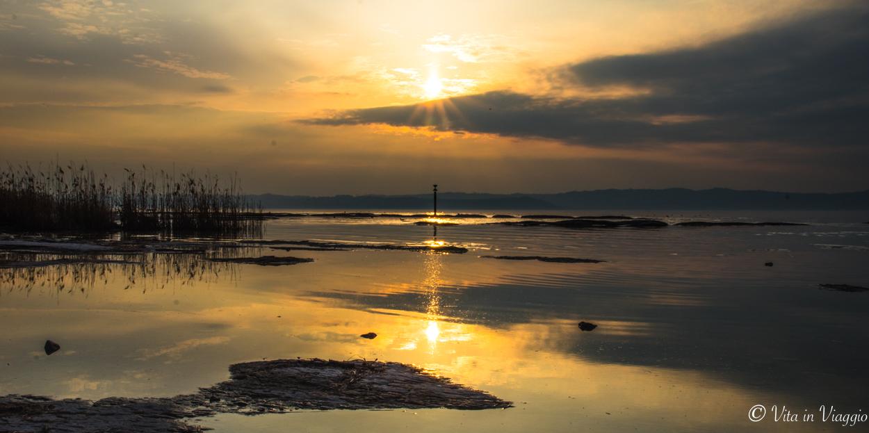 Jamaica Beach Sirmione Sunset...